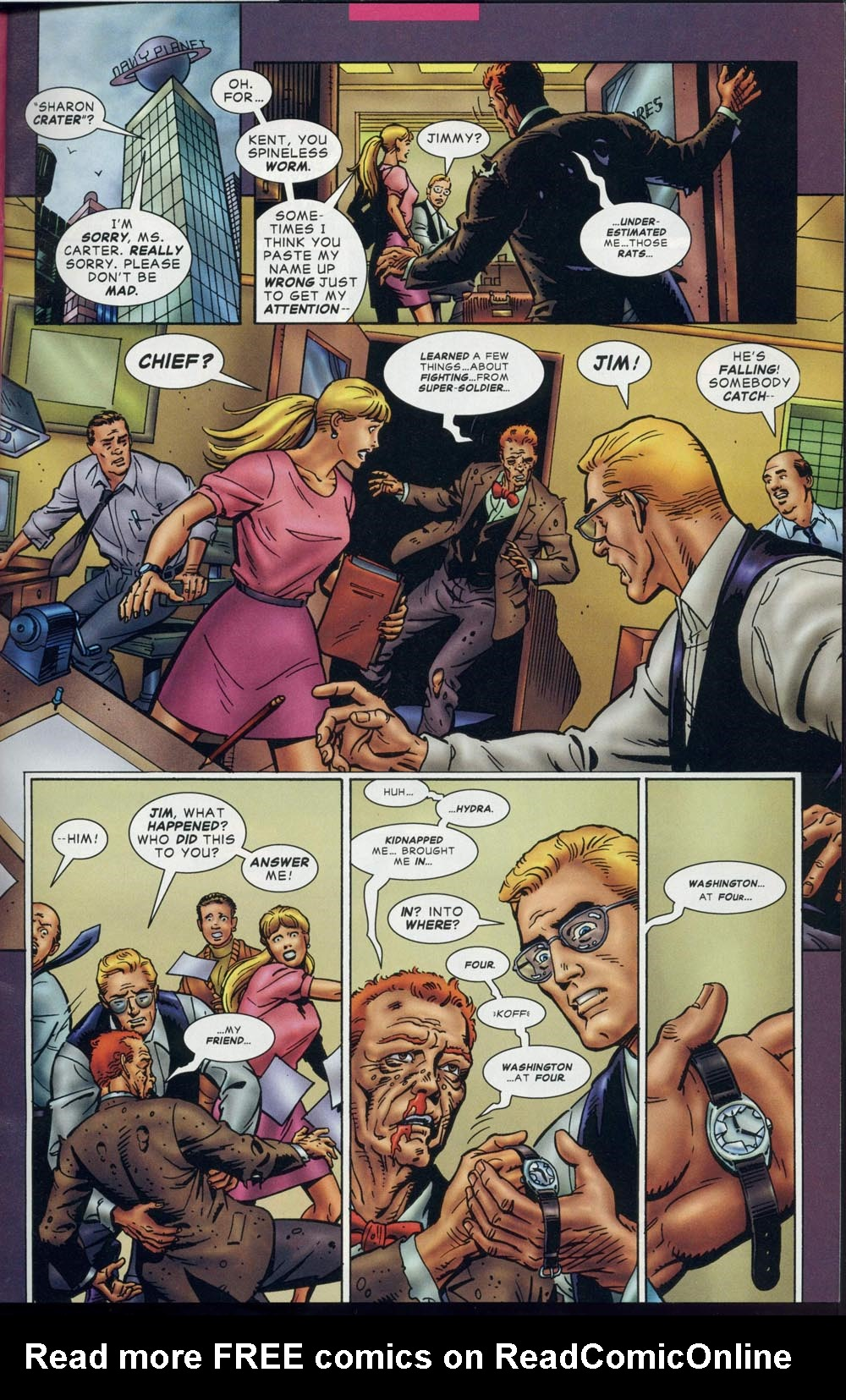 Read online Super Soldier comic -  Issue # Full - 6