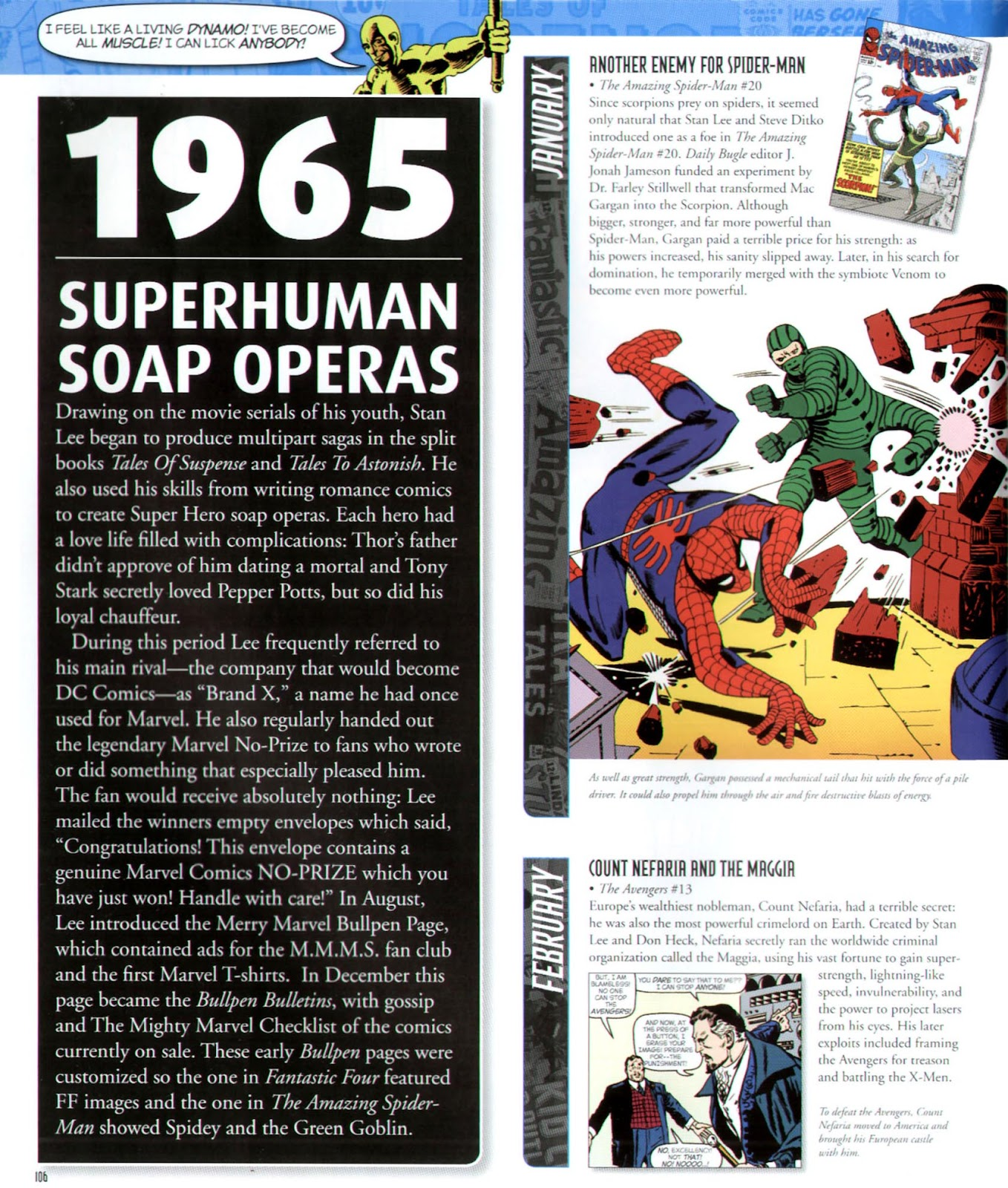 Read online Marvel Chronicle comic -  Issue # TPB (Part 2) - 6