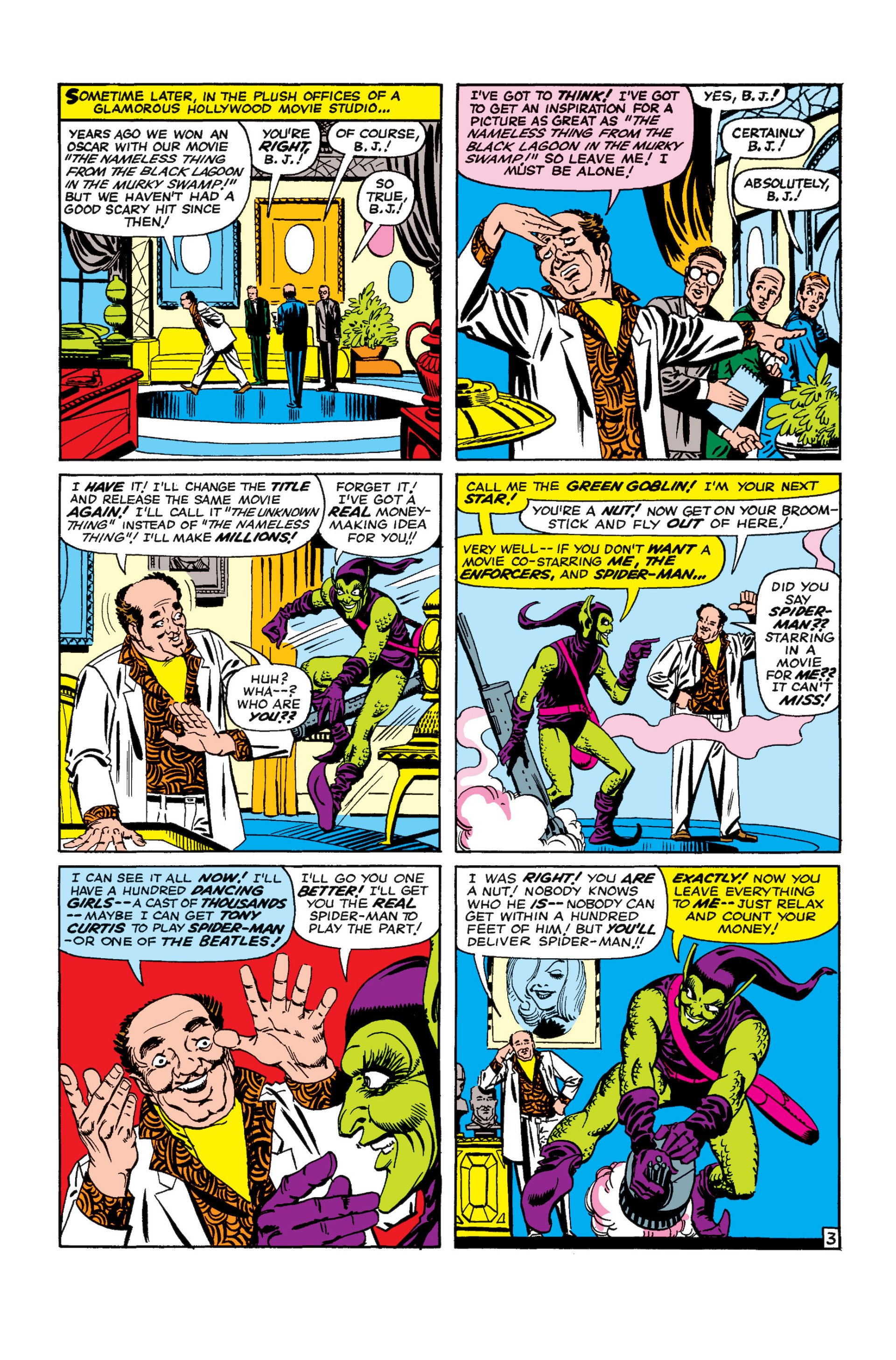 The Amazing Spider-Man (1963) 14 Page 3