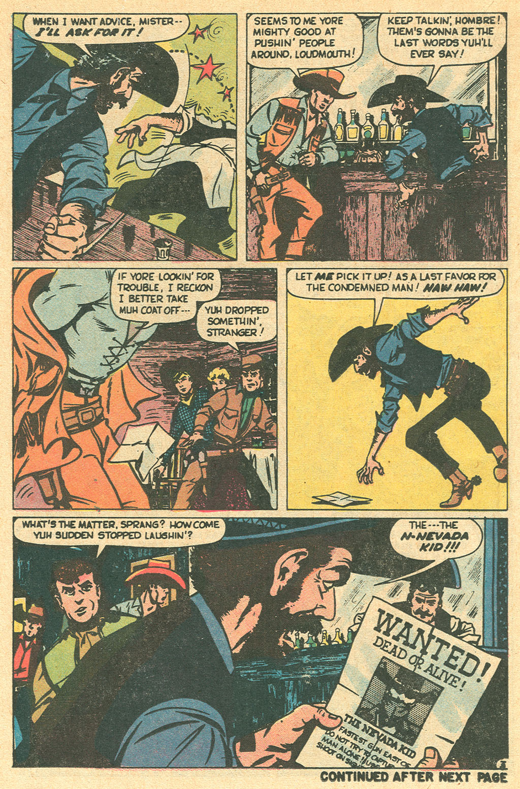 Read online Two-Gun Kid comic -  Issue #97 - 18