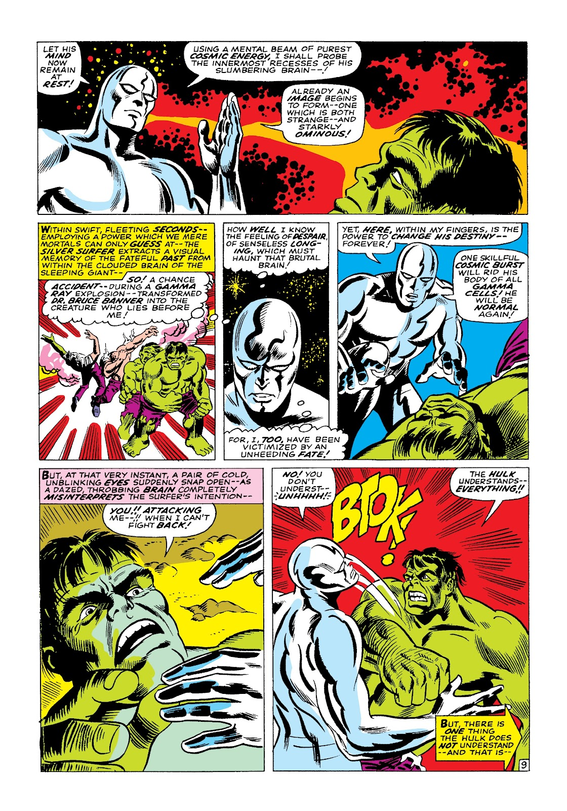Read online Marvel Masterworks: The Incredible Hulk comic -  Issue # TPB 3 (Part 2) - 59