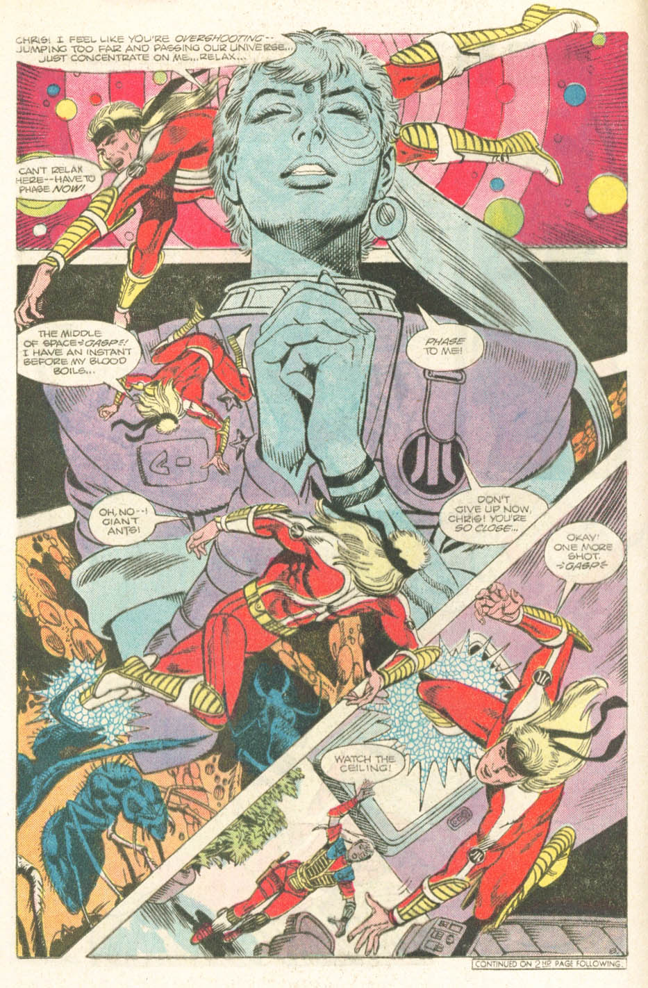 Read online Atari Force (1984) comic -  Issue #18 - 10