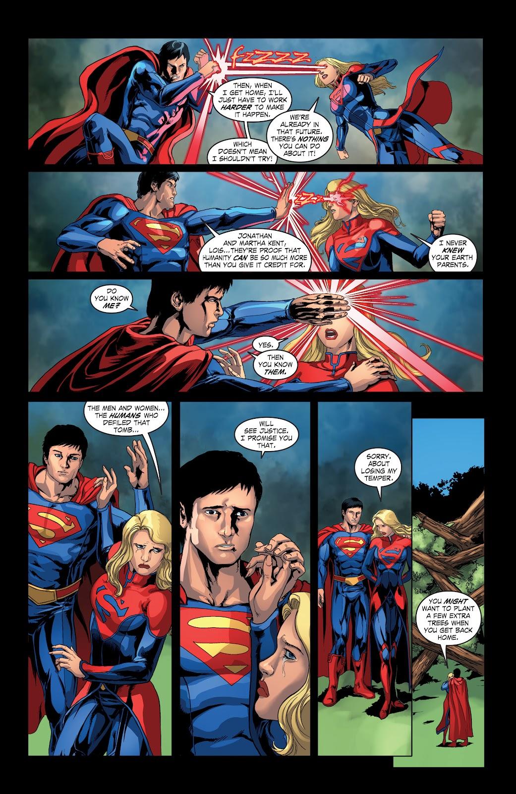 Read online Smallville Season 11 [II] comic -  Issue # TPB 4 - 79