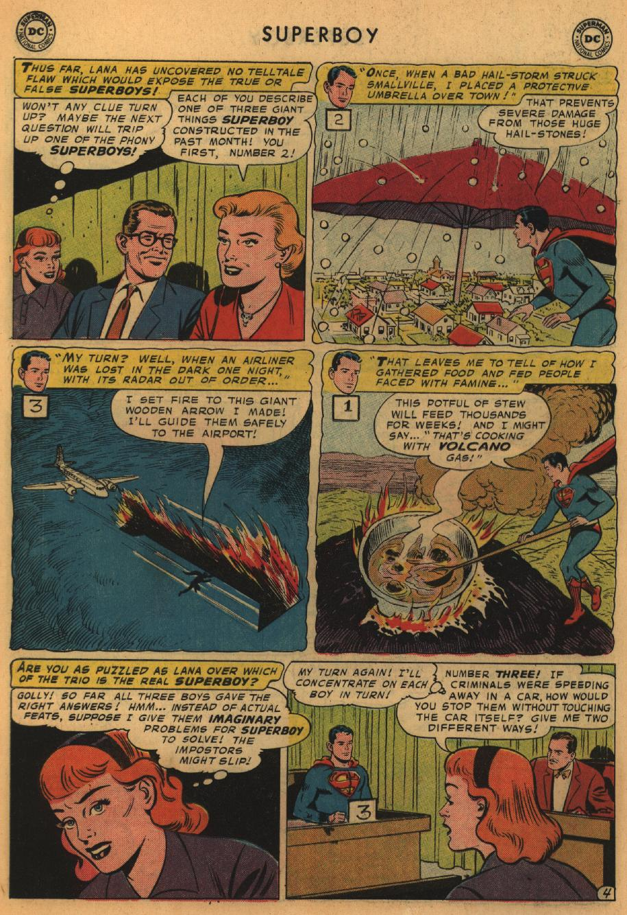 Superboy (1949) issue 67 - Page 5
