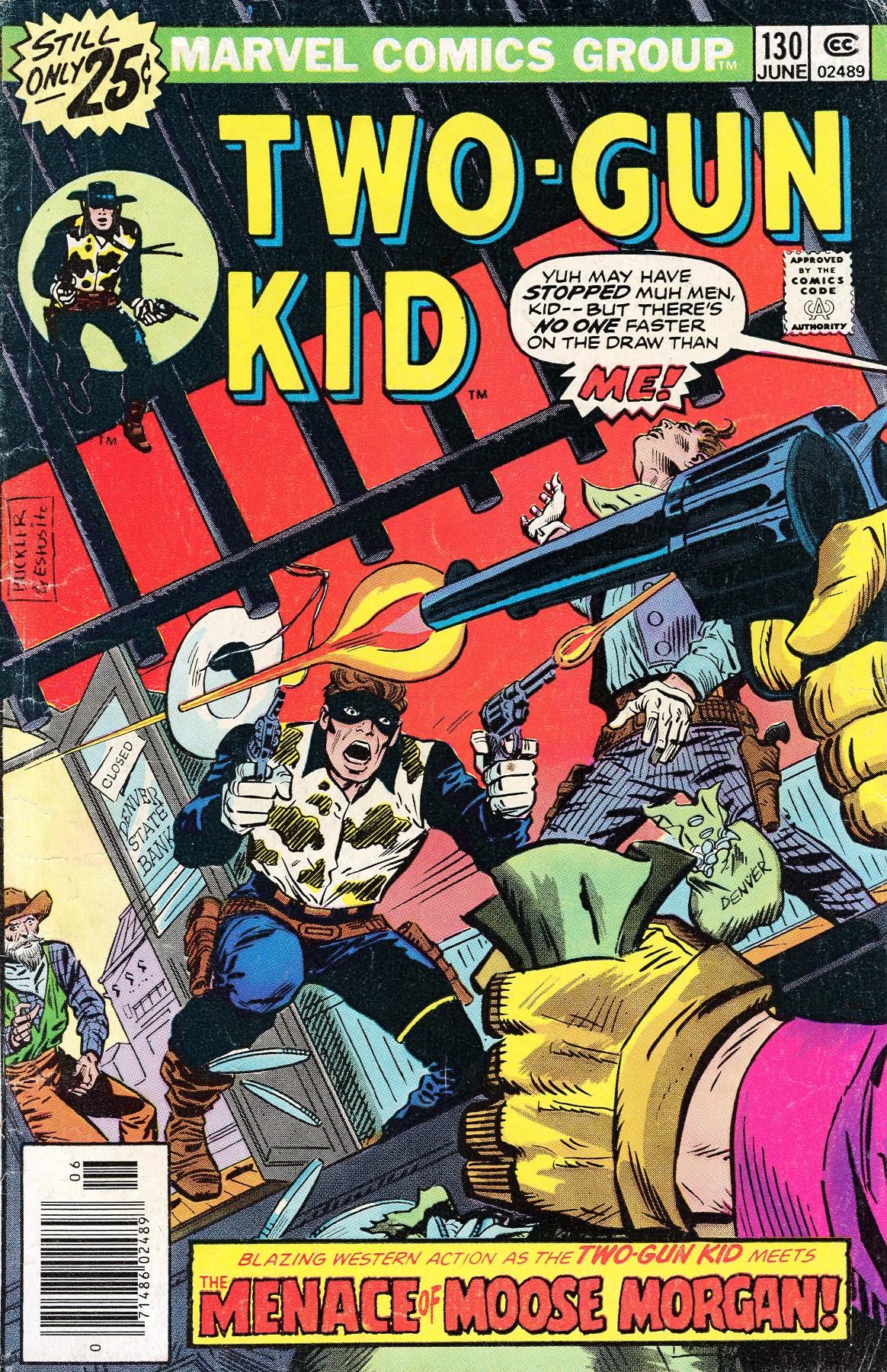Read online Two-Gun Kid comic -  Issue #130 - 1