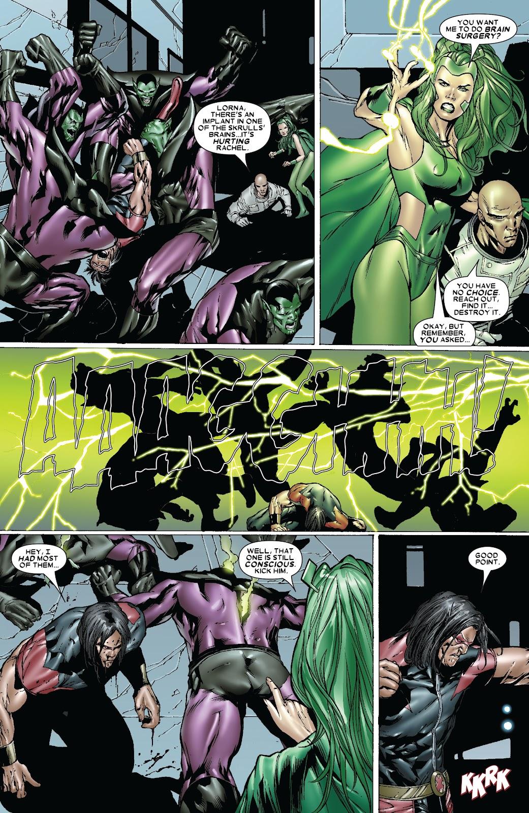 Uncanny X-Men (1963) issue 478 - Page 17