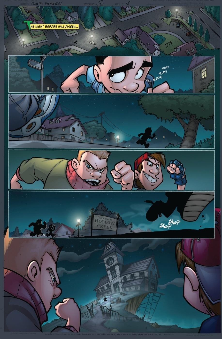 Read online Ralph Filmore comic -  Issue # Full - 4