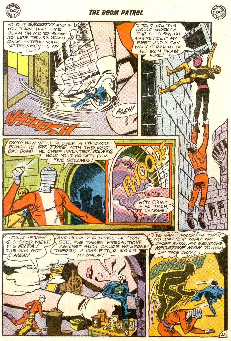 Doom Patrol (1964) issue 92 - Page 28
