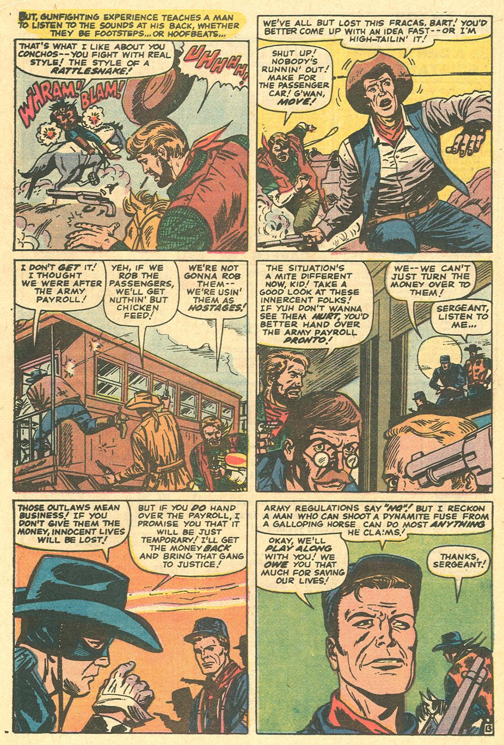Read online Two-Gun Kid comic -  Issue #96 - 20