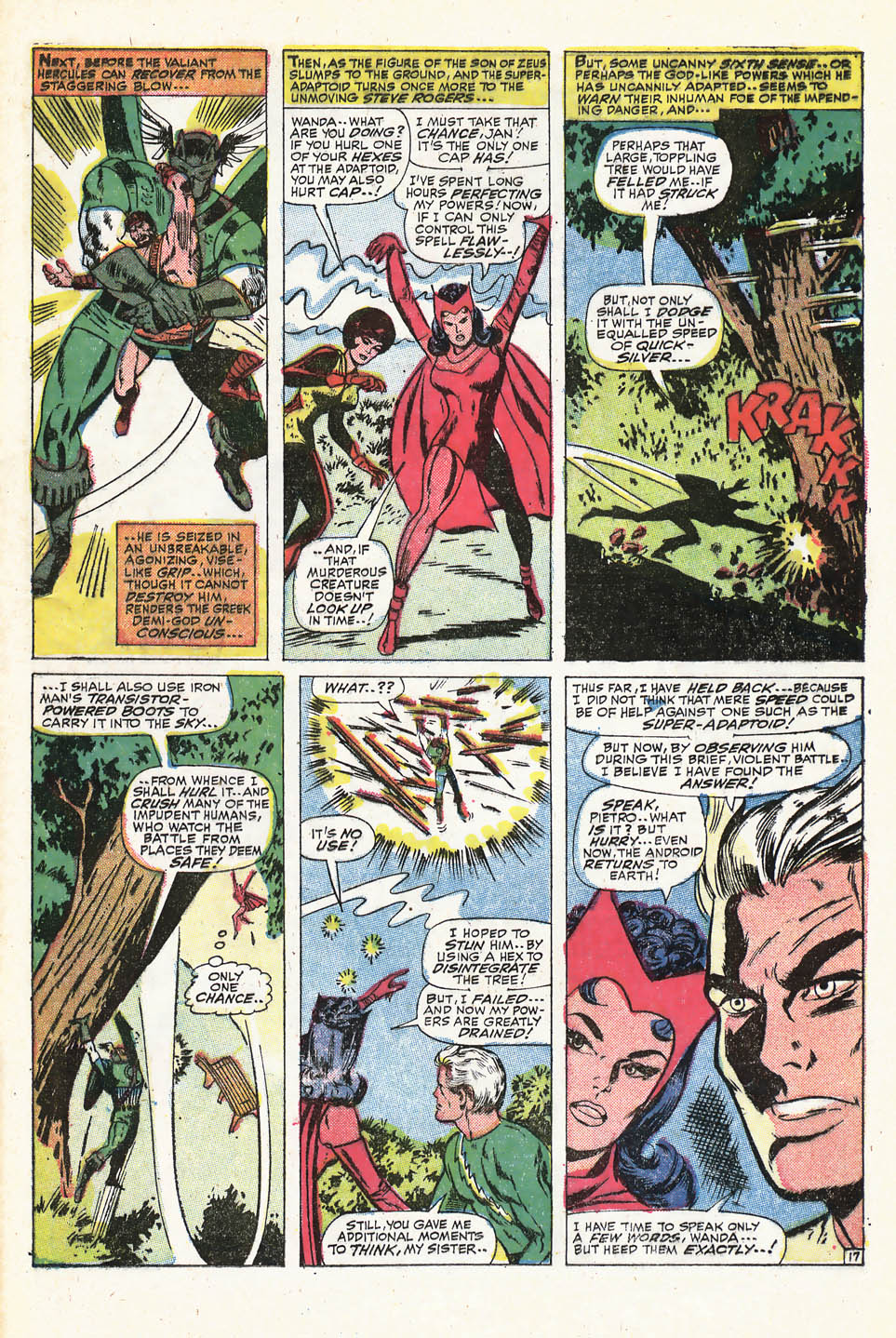 The Avengers (1963) 45 Page 17