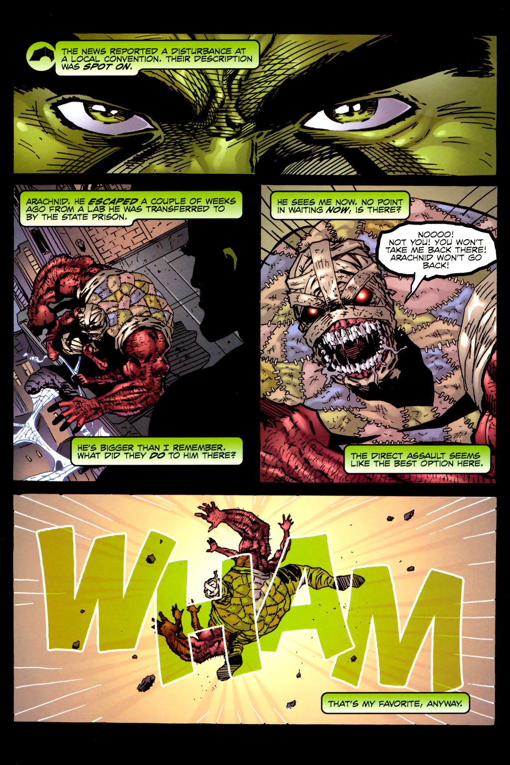 Read online Ant comic -  Issue #2 - 16