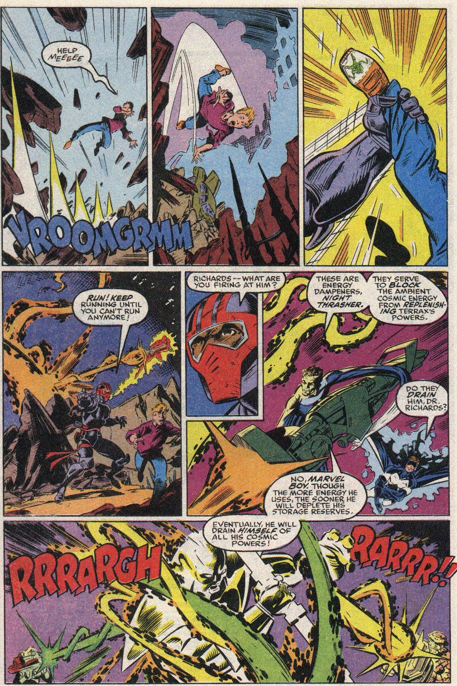 The New Warriors Issue #17 #21 - English 5