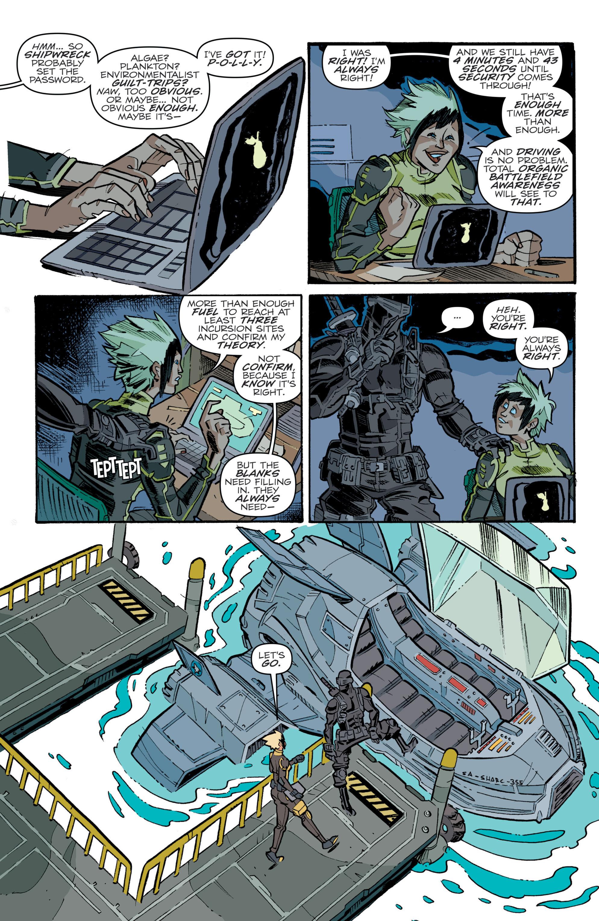 Read online G.I. Joe (2016) comic -  Issue #5 - 23