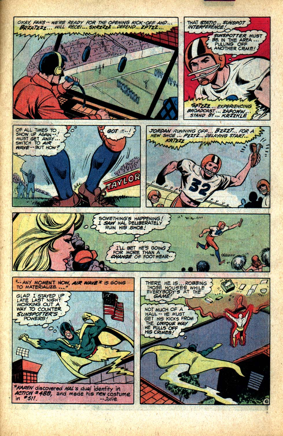 Read online Action Comics (1938) comic -  Issue #512 - 31
