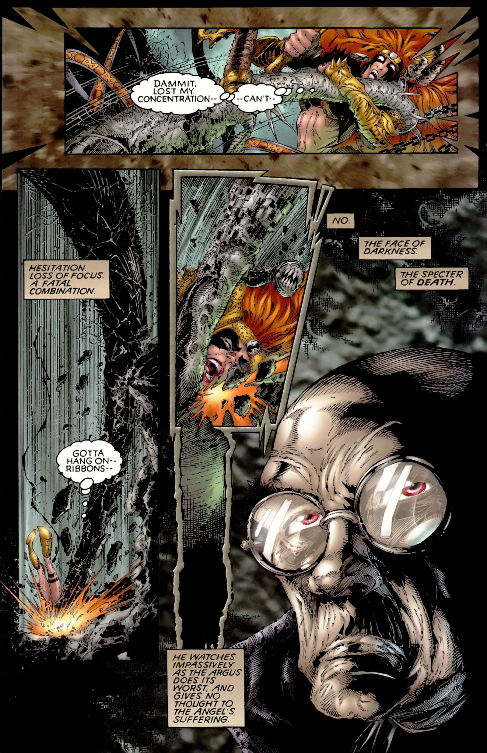 Curse of the Spawn 9 Page 4