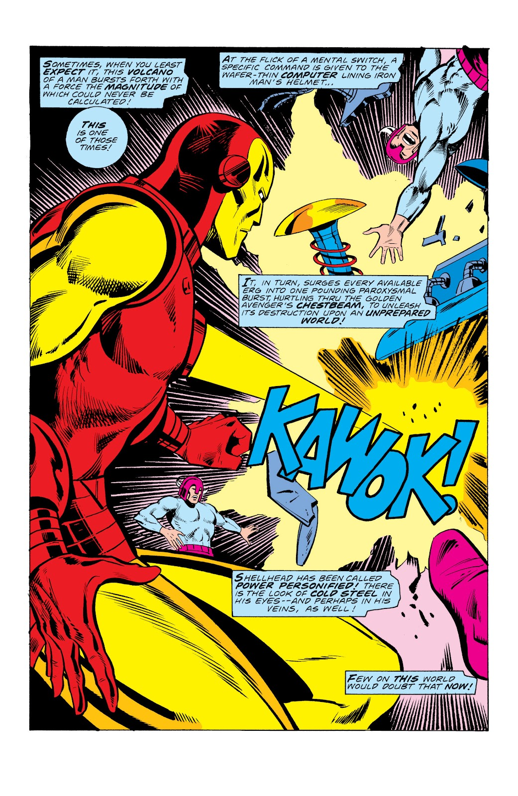 Read online Marvel Masterworks: The Invincible Iron Man comic -  Issue # TPB 10 (Part 3) - 39