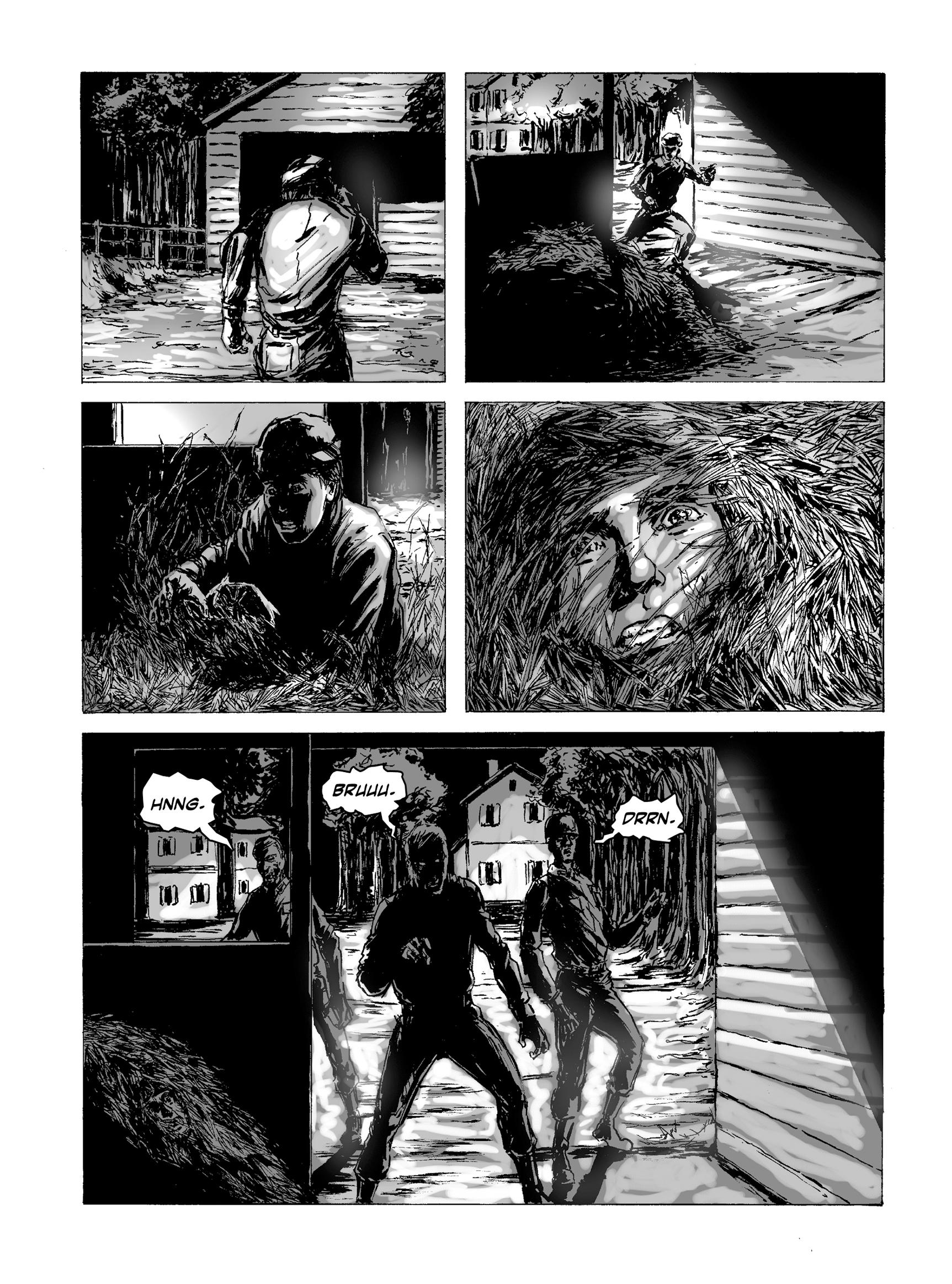 Read online FUBAR comic -  Issue #1 - 110