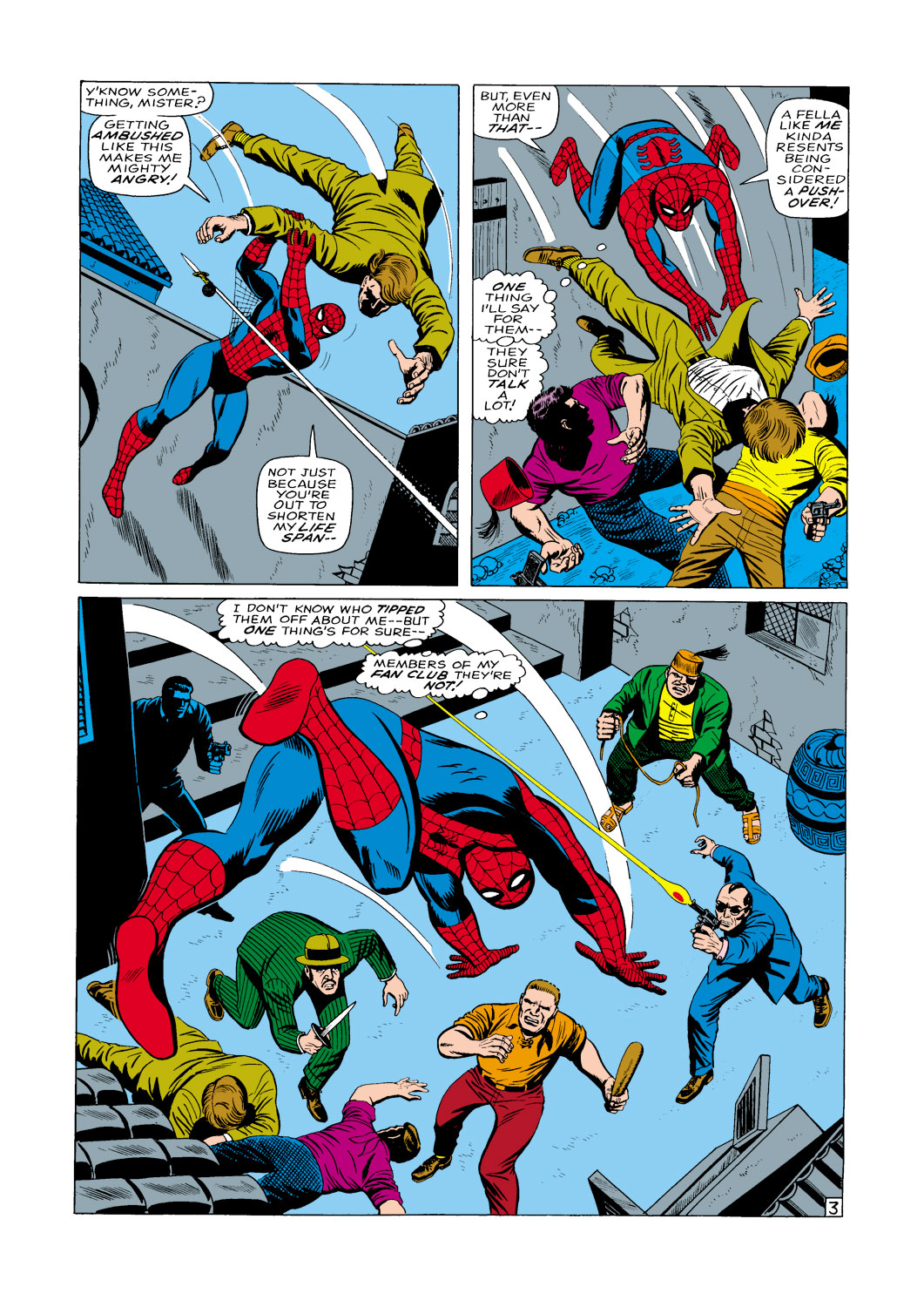 The Amazing Spider-Man (1963) _Annual_5 Page 3