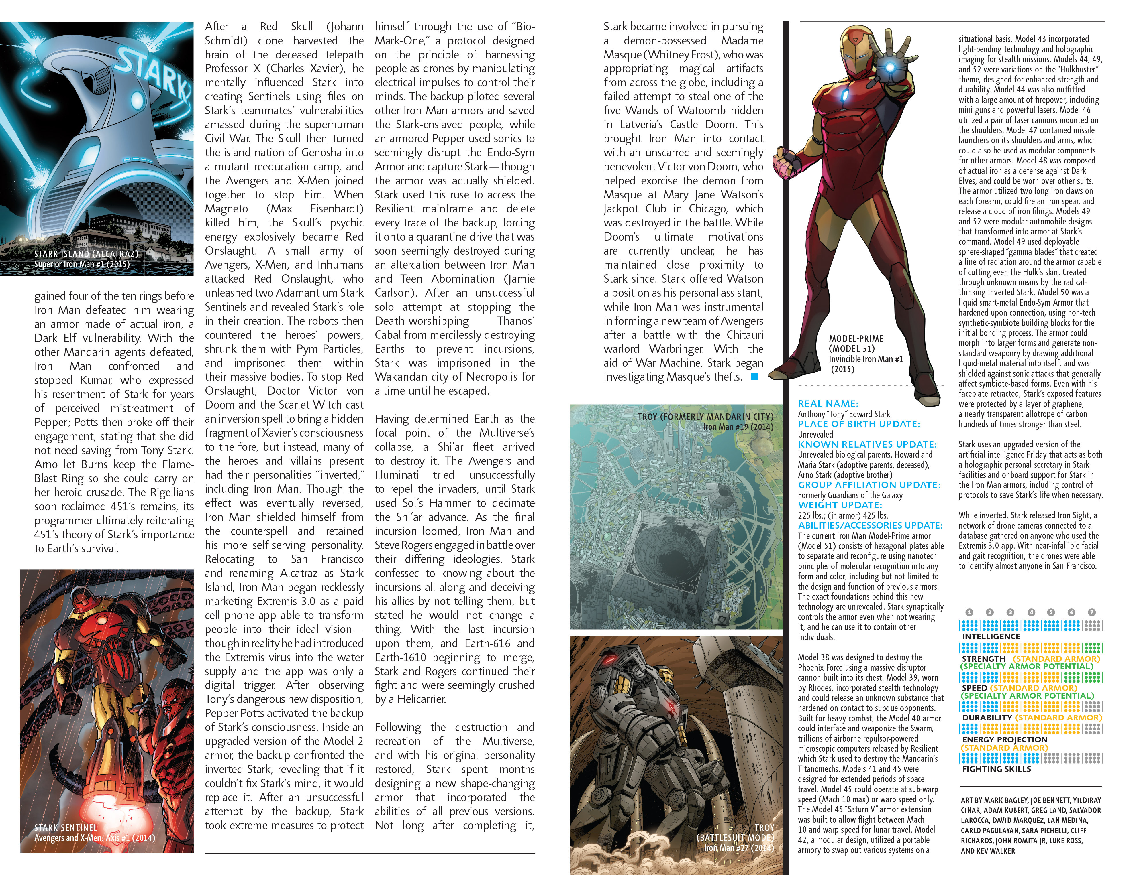 Read online All-New, All Different Marvel Universe comic -  Issue # Full - 21