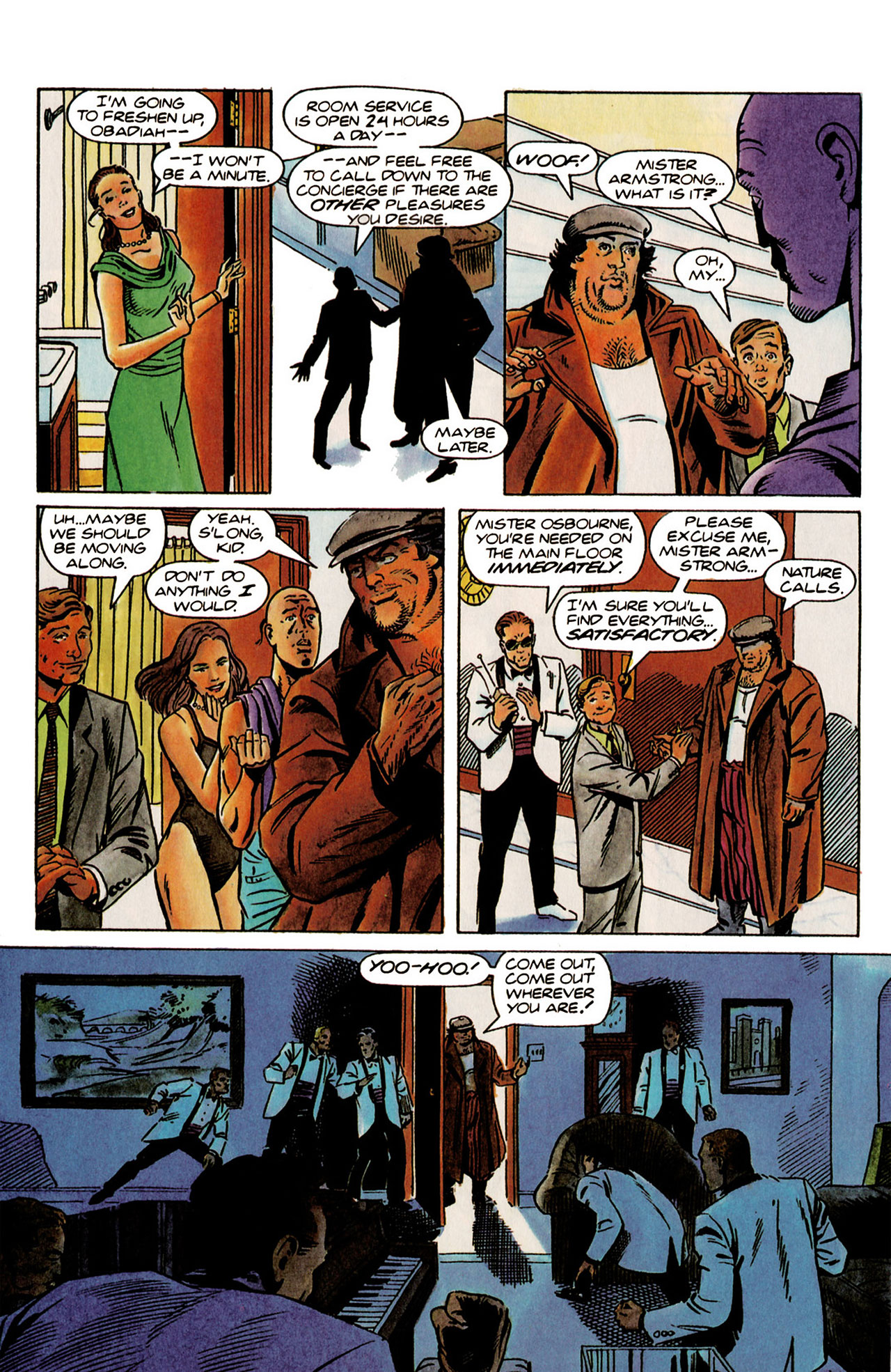 Archer & Armstrong 16 Page 10