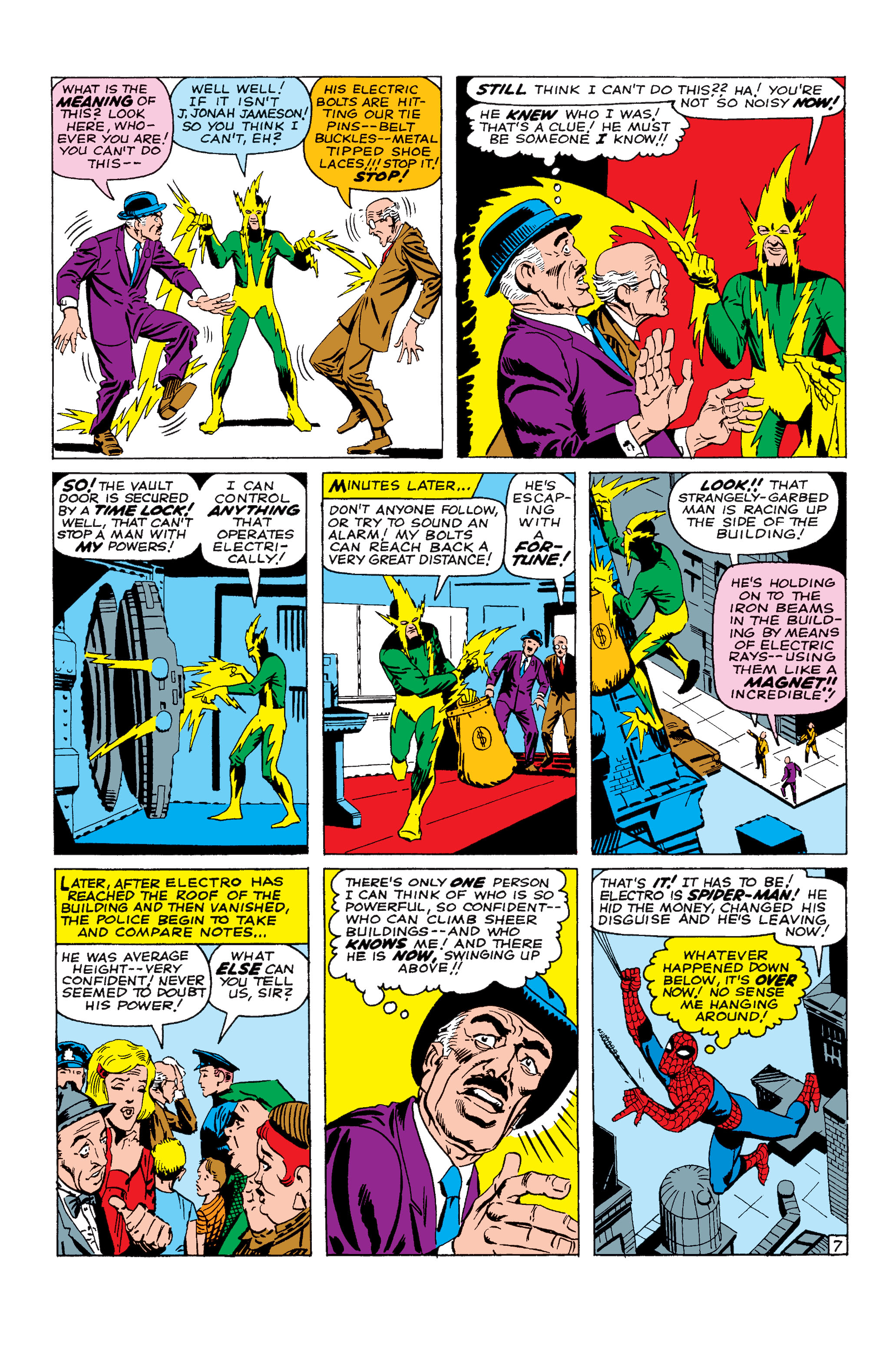 The Amazing Spider-Man (1963) 9 Page 7