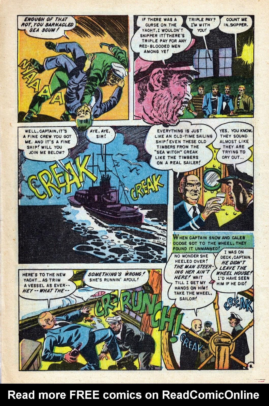 Dark Mysteries issue 1 - Page 8