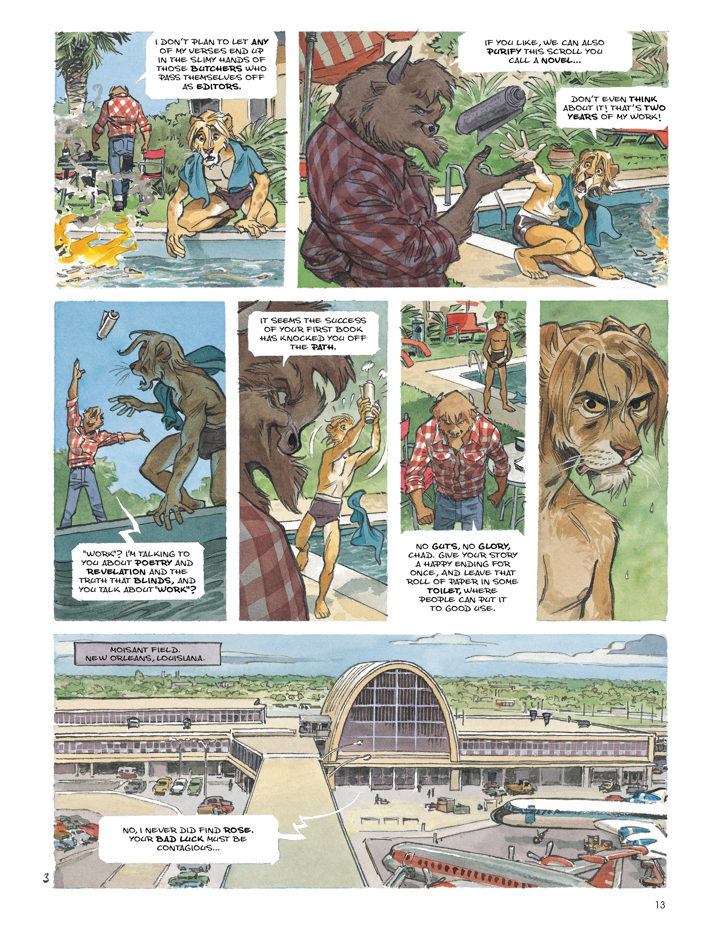 Read online Blacksad: Amarillo comic -  Issue # Full - 12