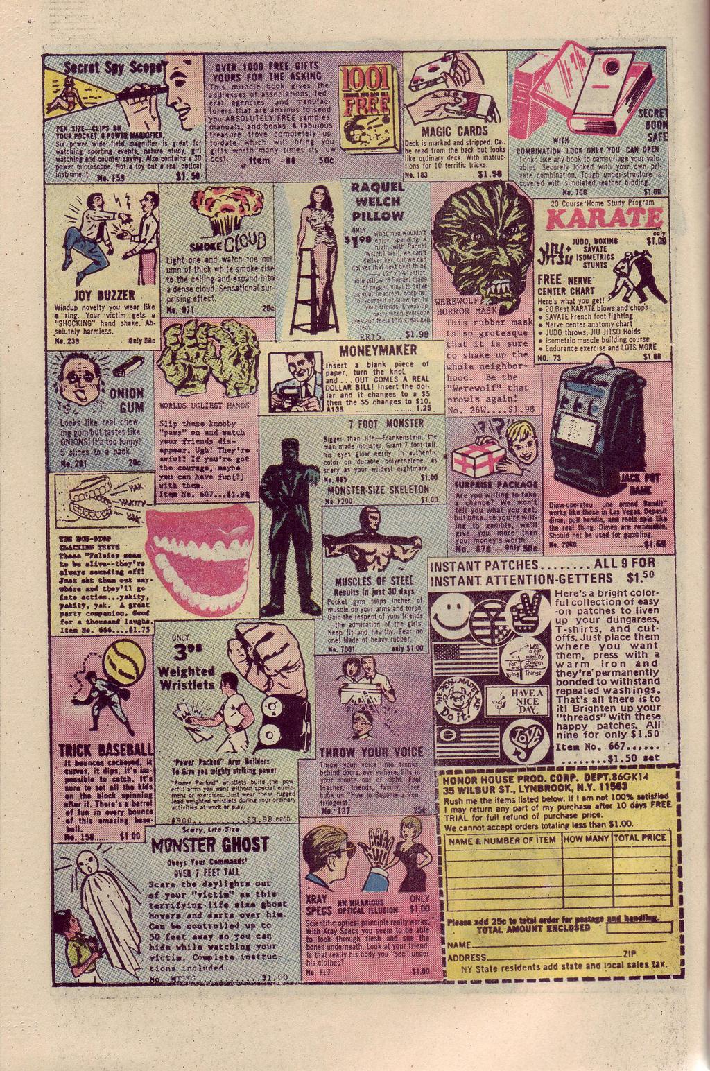 Read online Adventure Comics (1938) comic -  Issue #430 - 30