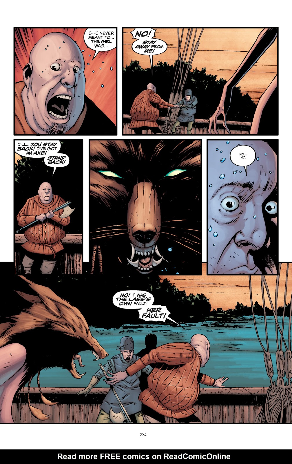 Read online The Witcher Omnibus comic -  Issue # TPB (Part 3) - 26