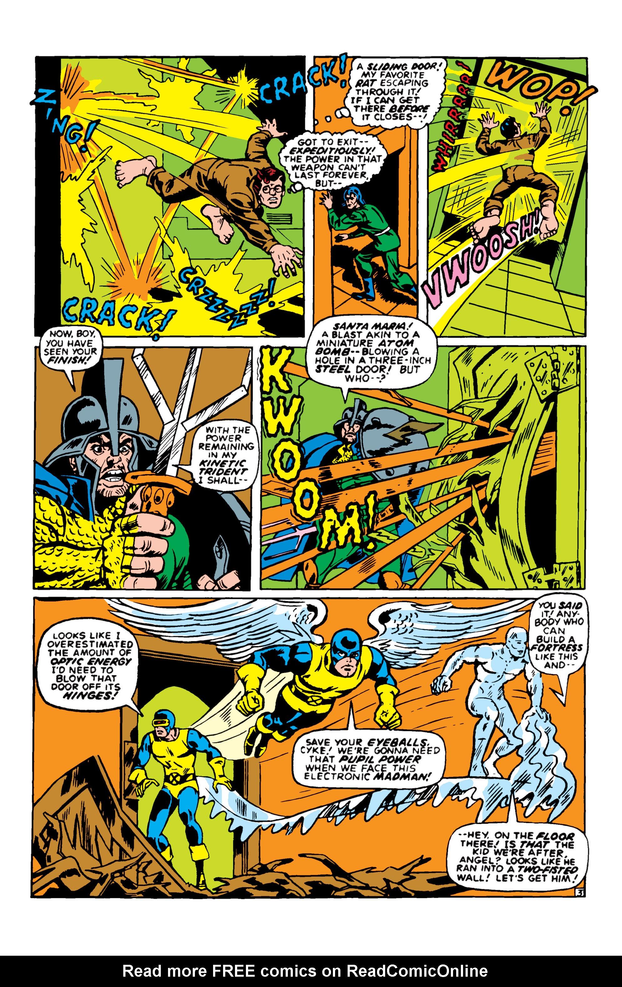 Uncanny X-Men (1963) 53 Page 18