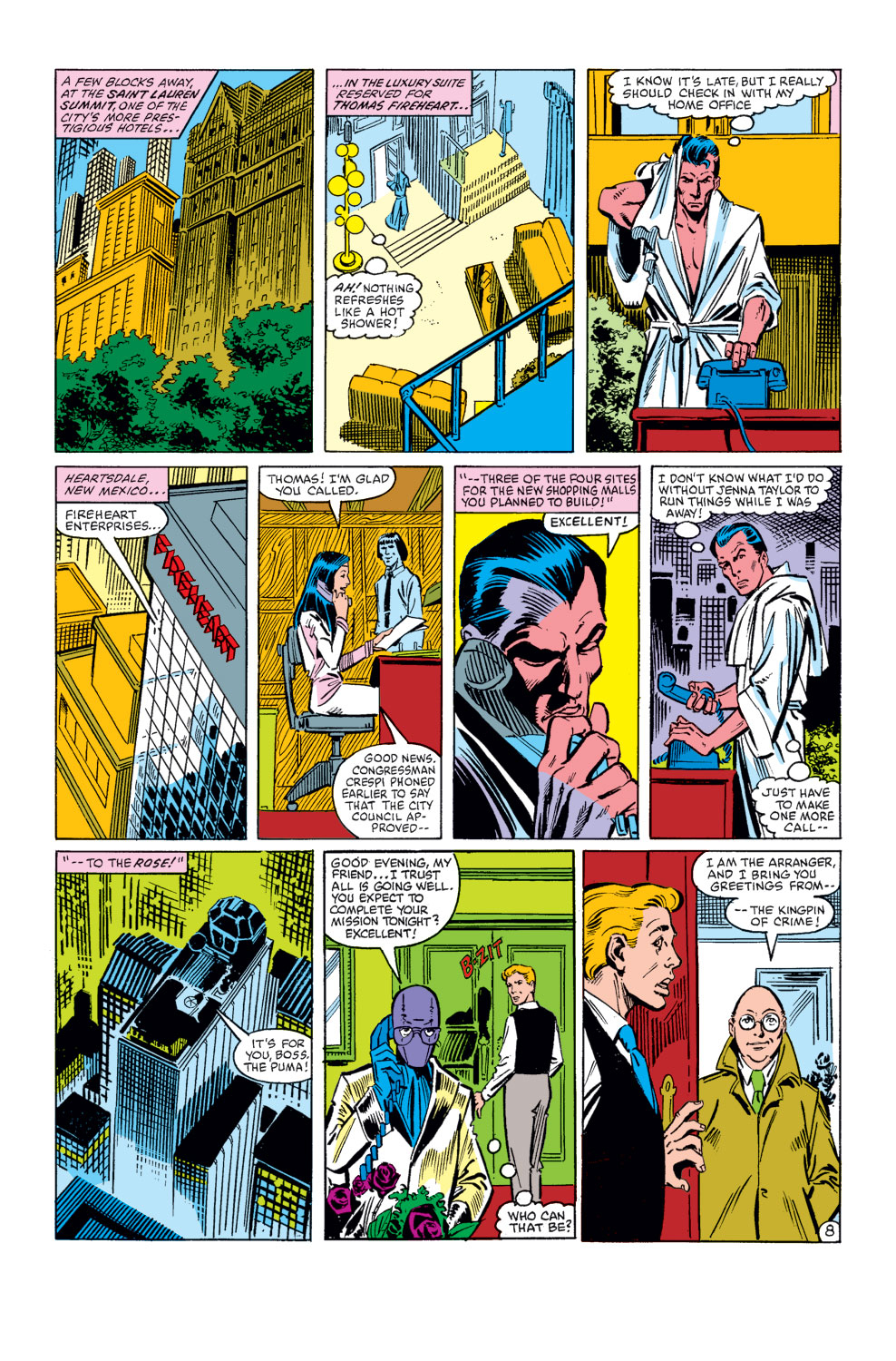 The Amazing Spider-Man (1963) 257 Page 8