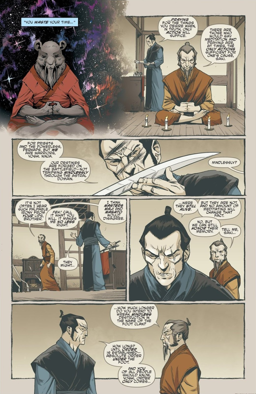 Read online Teenage Mutant Ninja Turtles: The IDW Collection comic -  Issue # TPB 6 (Part 3) - 47