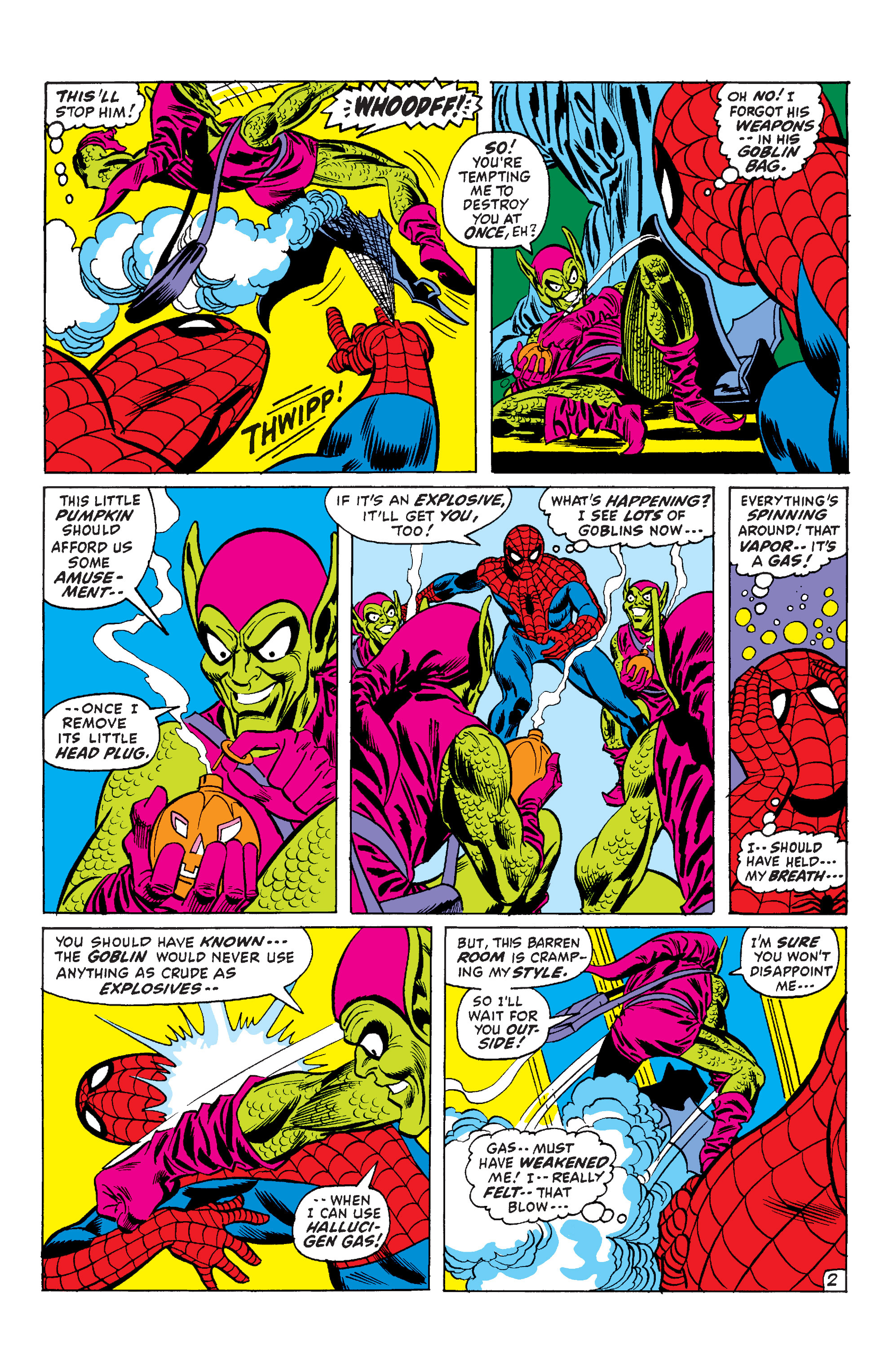 The Amazing Spider-Man (1963) 97 Page 2