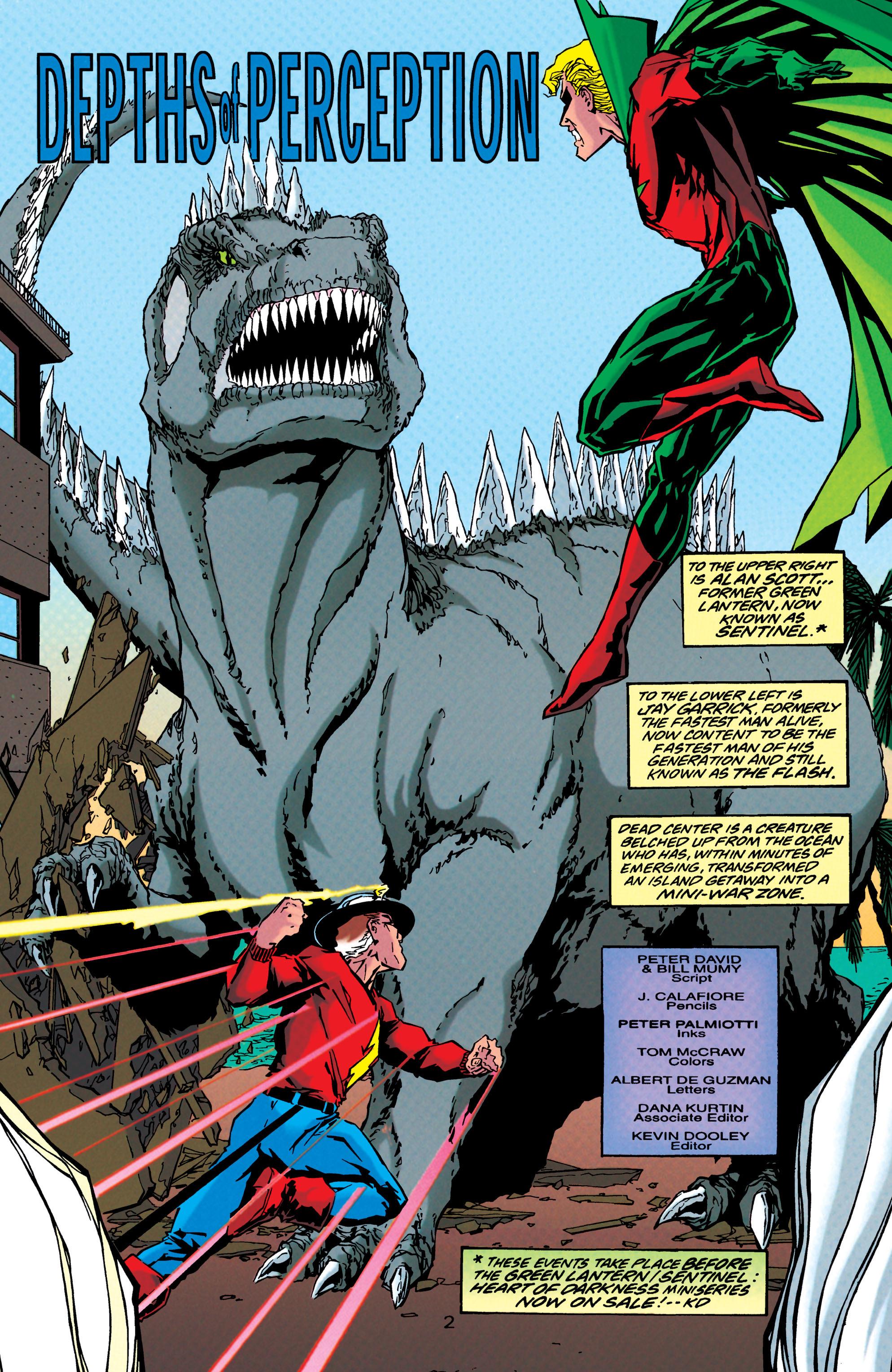 Read online Aquaman (1994) comic -  Issue #44 - 3