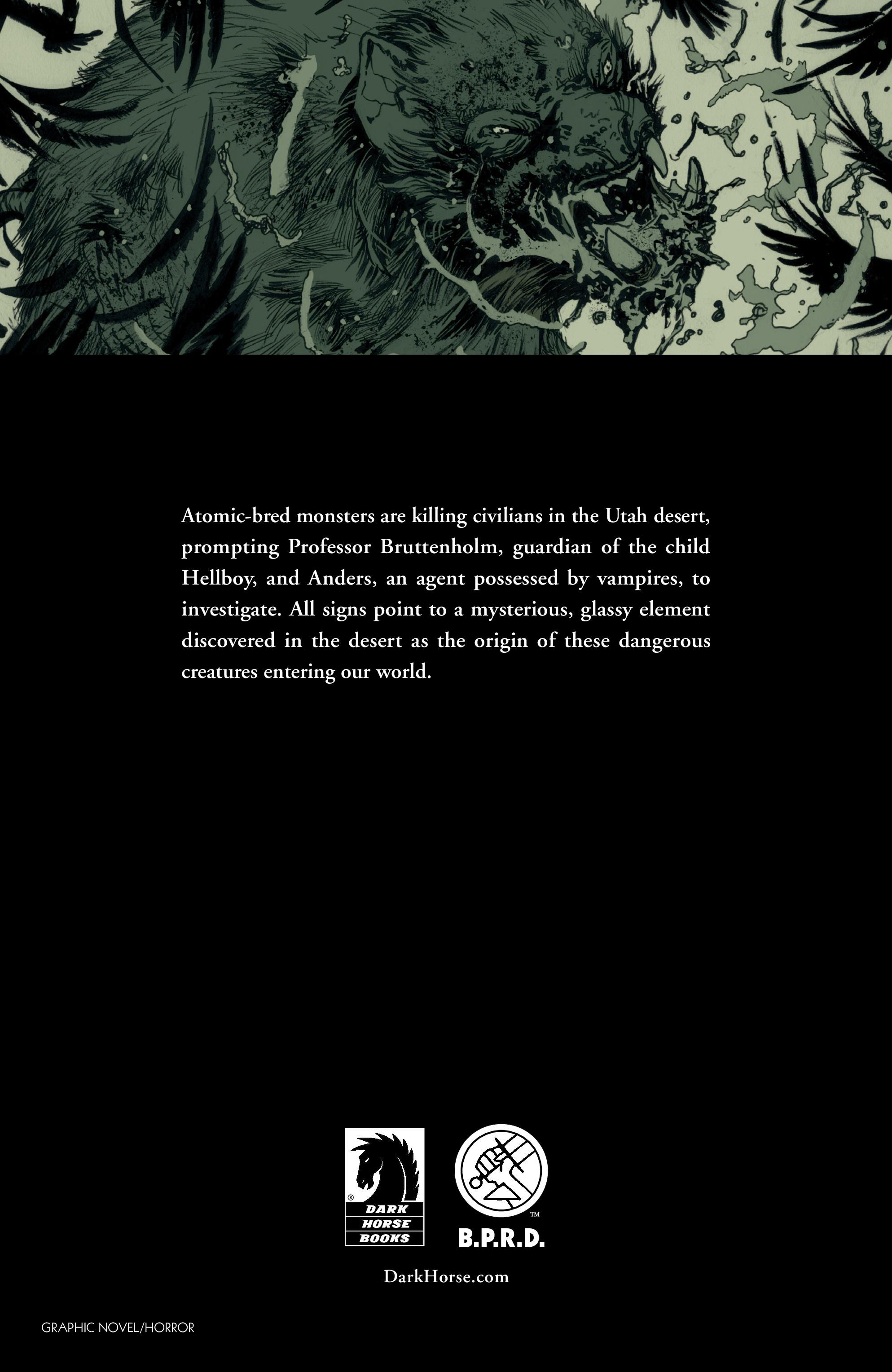 Read online B.P.R.D.: 1948 comic -  Issue # TPB - 143