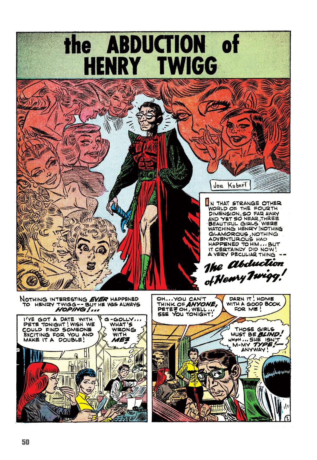 Read online The Joe Kubert Archives comic -  Issue # TPB (Part 1) - 61