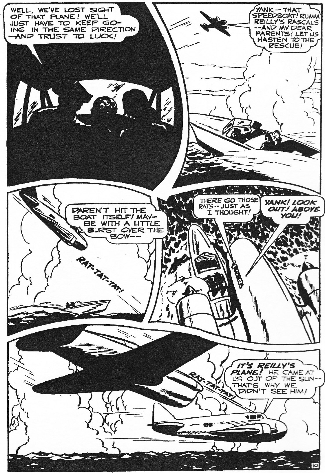 Read online Men of Mystery Comics comic -  Issue #84 - 44