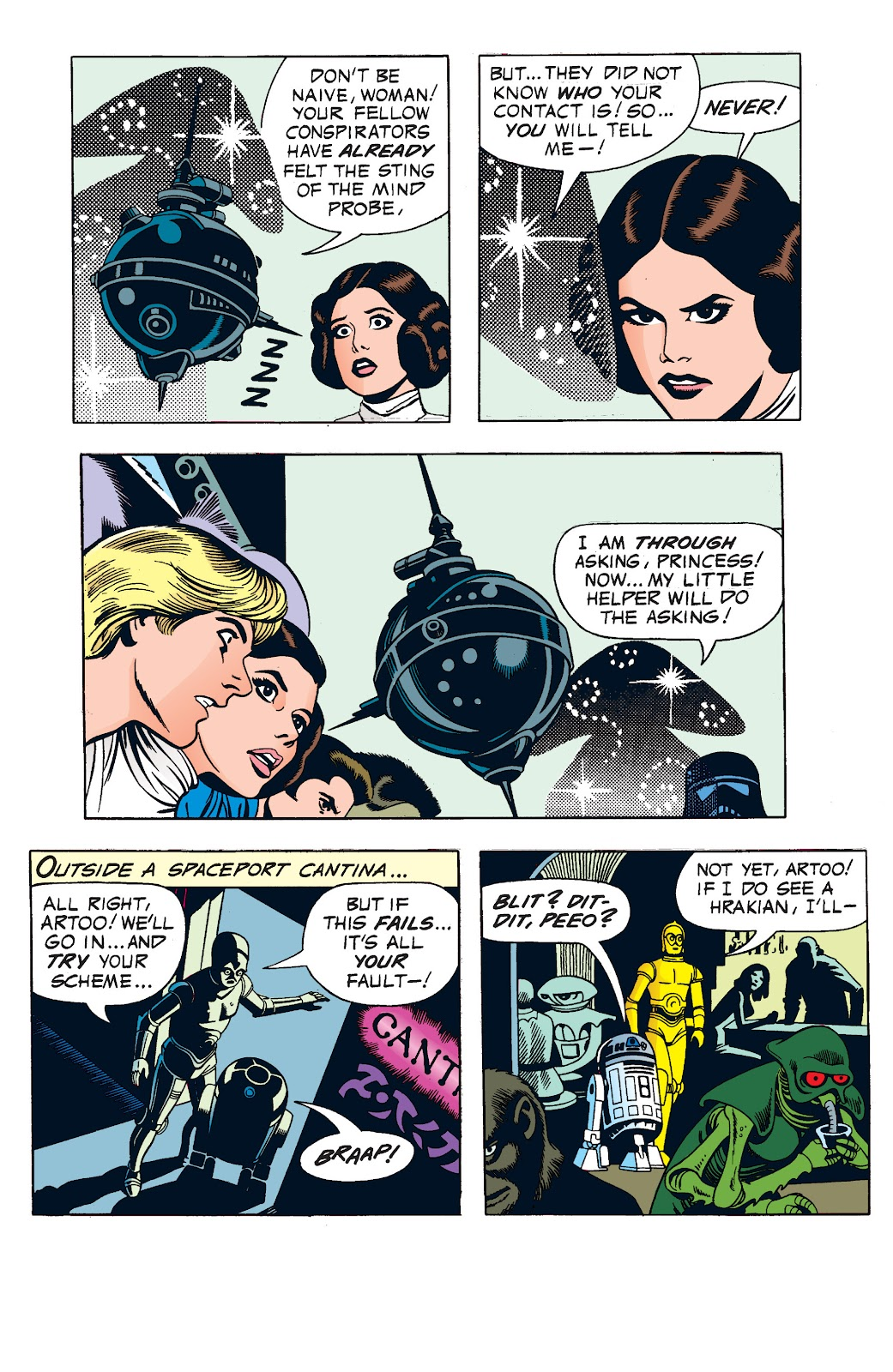 Read online Star Wars Legends: The Newspaper Strips - Epic Collection comic -  Issue # TPB (Part 1) - 65