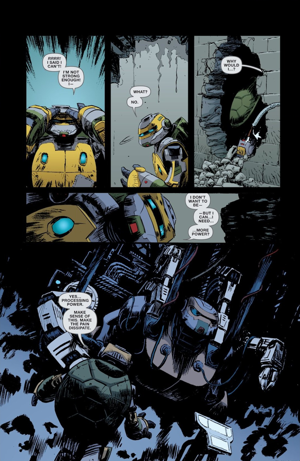 Read online Teenage Mutant Ninja Turtles: The IDW Collection comic -  Issue # TPB 8 (Part 4) - 69