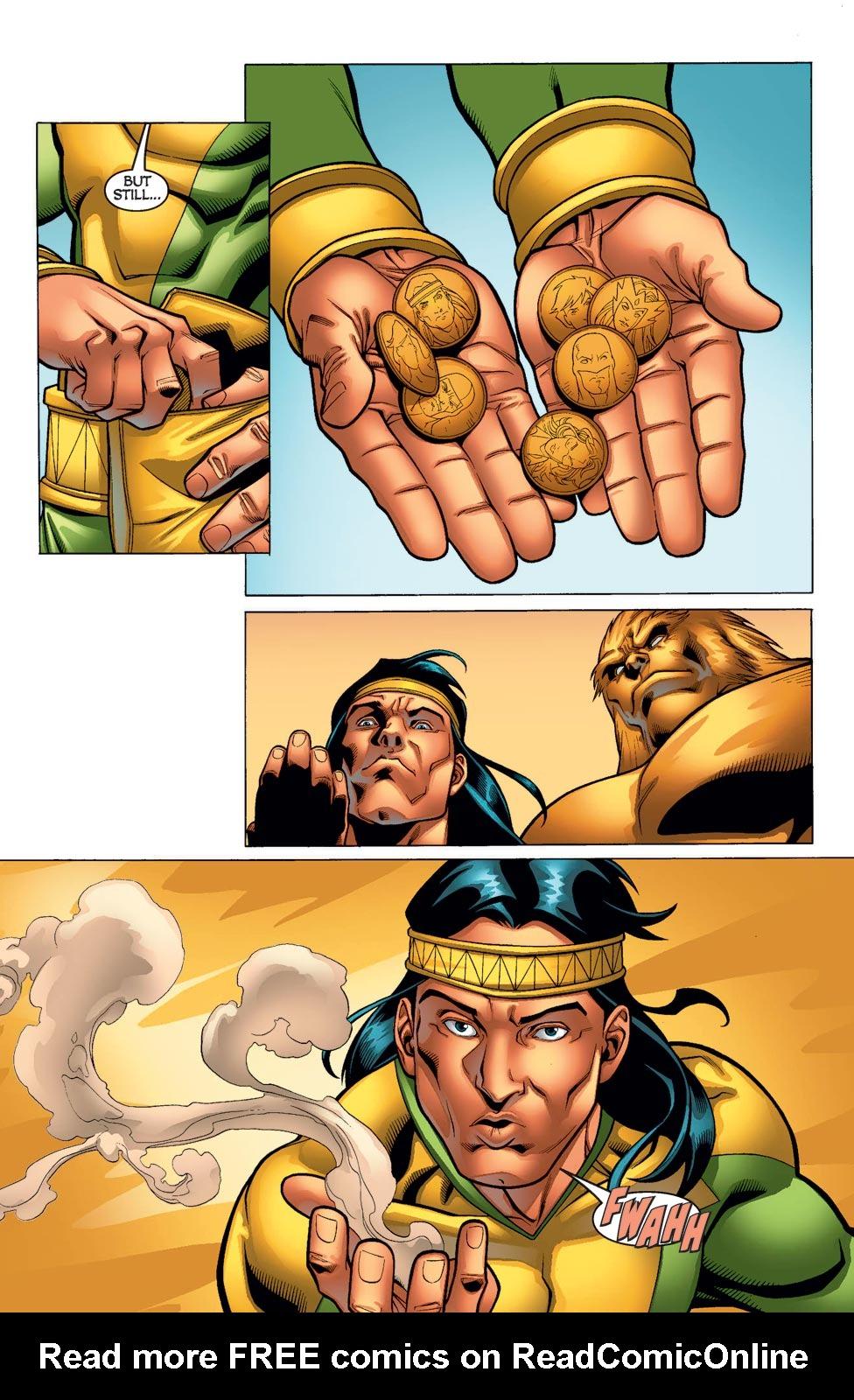 Read online Alpha Flight (2004) comic -  Issue #12 - 15