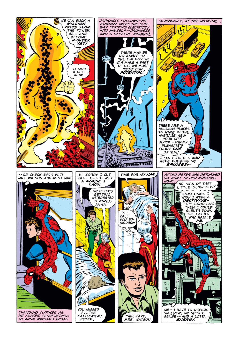 The Amazing Spider-Man (1963) 208 Page 12