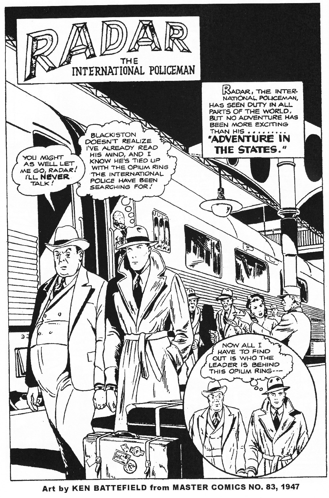 Read online Men of Mystery Comics comic -  Issue #75 - 34