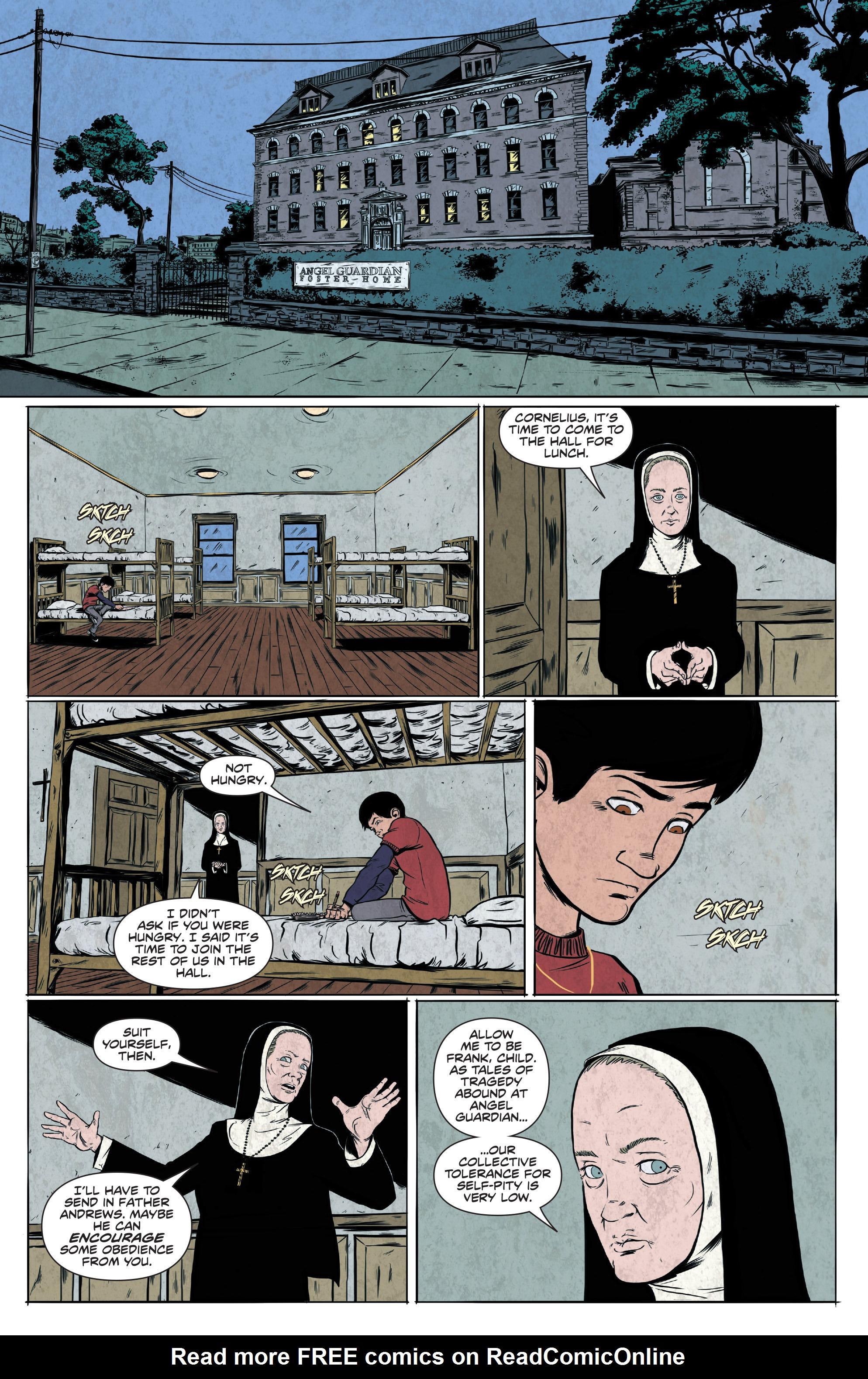 Read online Translucid comic -  Issue #5 - 12