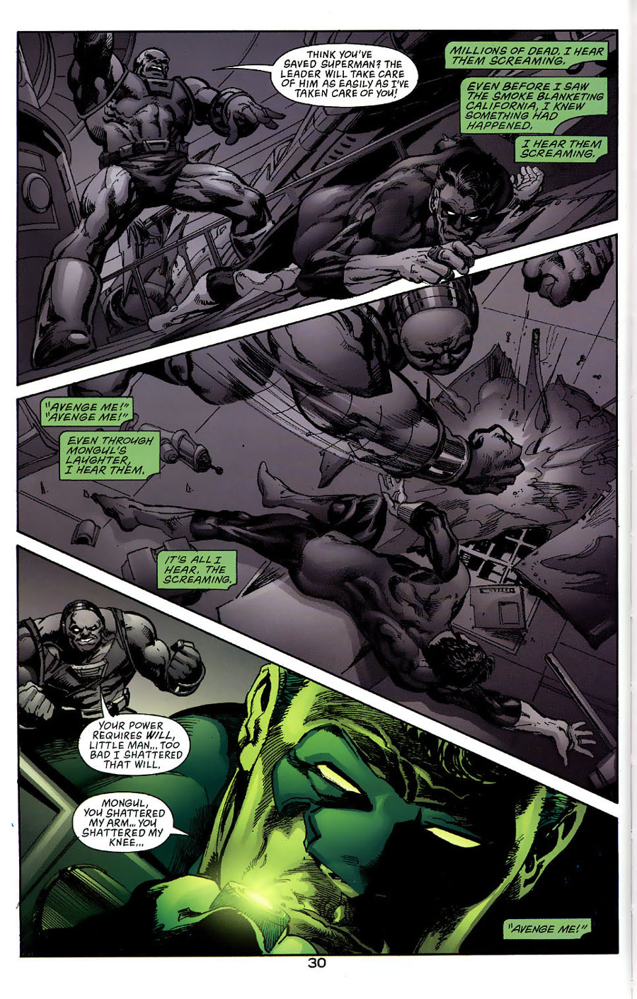 Read online Green Lantern: Legacy: The Last Will and Testament of Hal Jordan comic -  Issue # TPB - 35