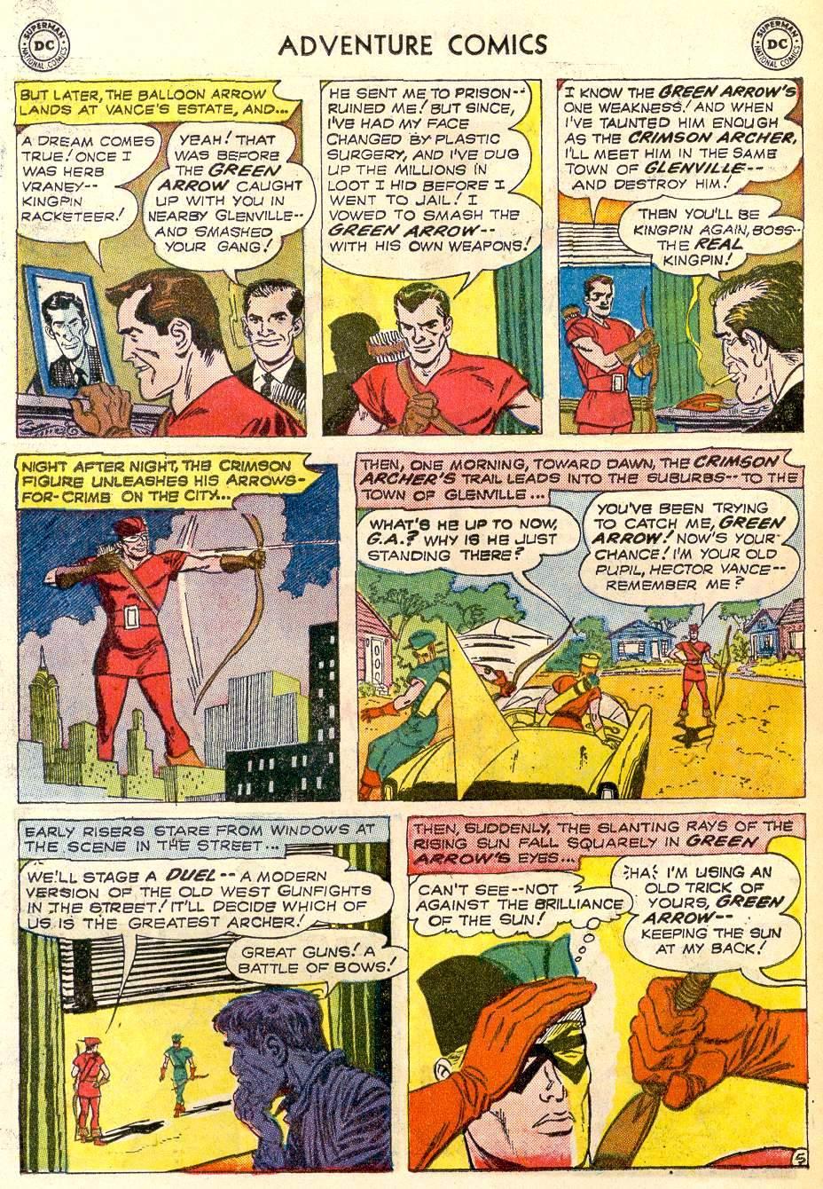 Read online Adventure Comics (1938) comic -  Issue #259 - 30