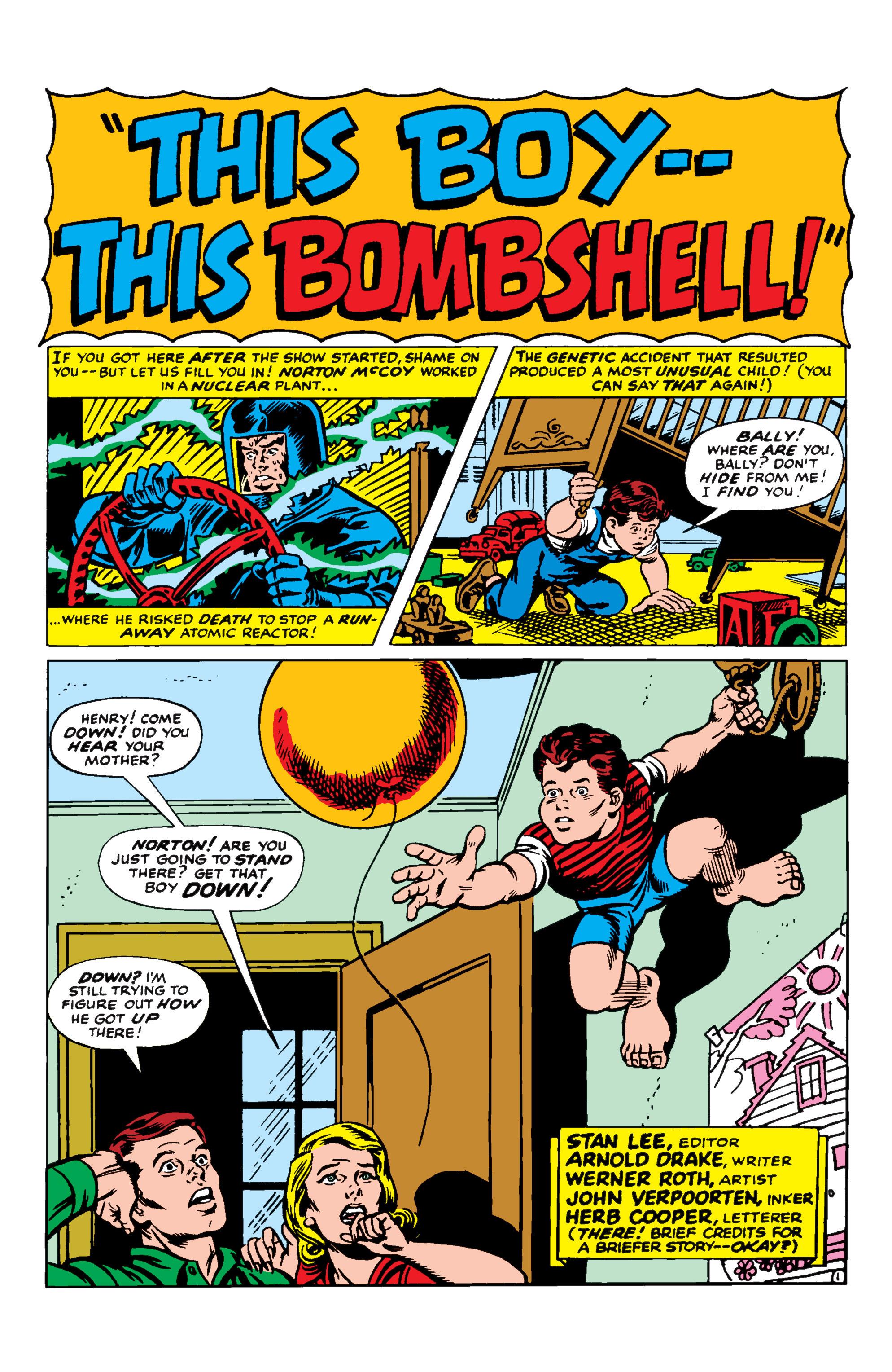 Read online Uncanny X-Men (1963) comic -  Issue #50 - 16