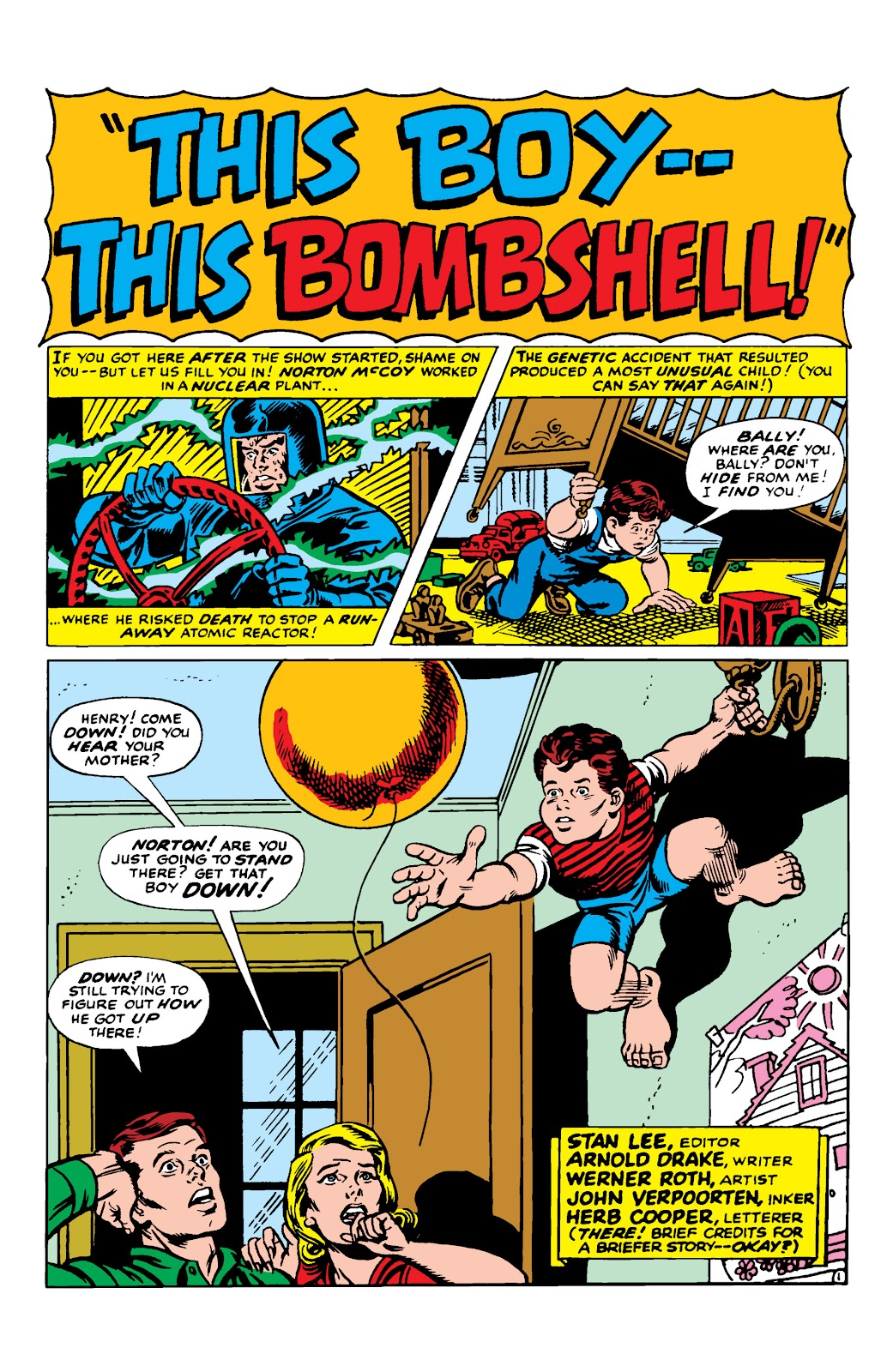 Uncanny X-Men (1963) issue 50 - Page 16