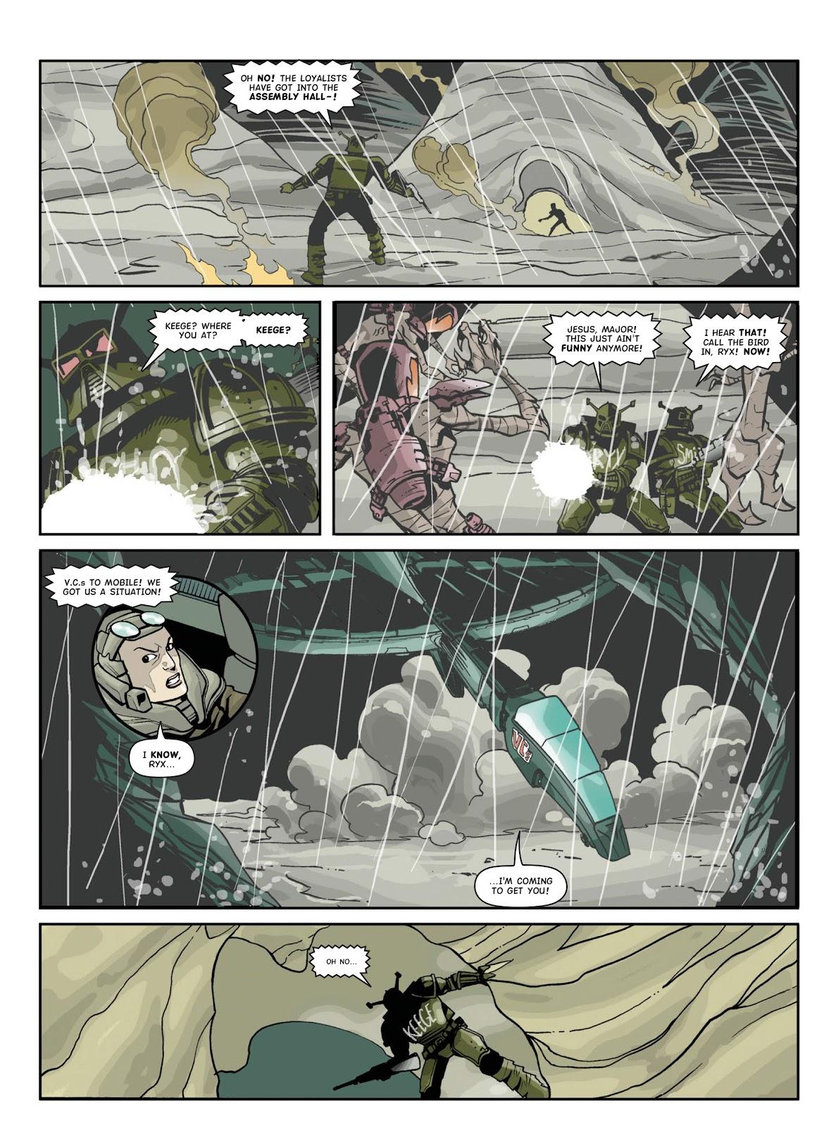 Judge Dredd Megazine (Vol. 5) Issue #381 #180 - English 85