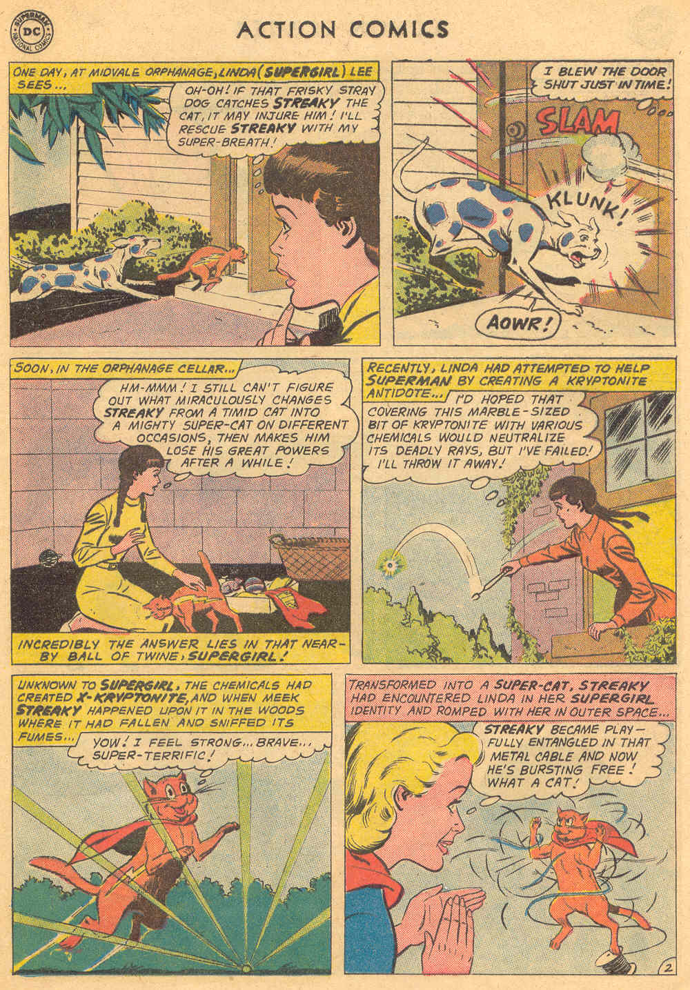 Read online Action Comics (1938) comic -  Issue #271 - 21