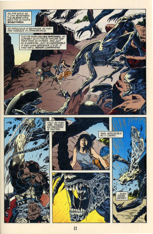 Read online Aliens/Predator: The Deadliest of the Species comic -  Issue #2 - 24